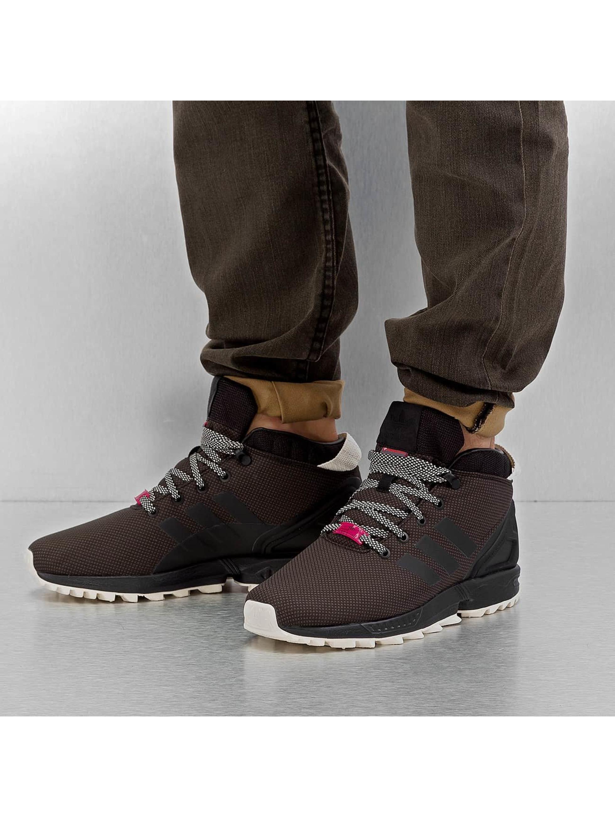 Adidas Zx Flux In Schwarz