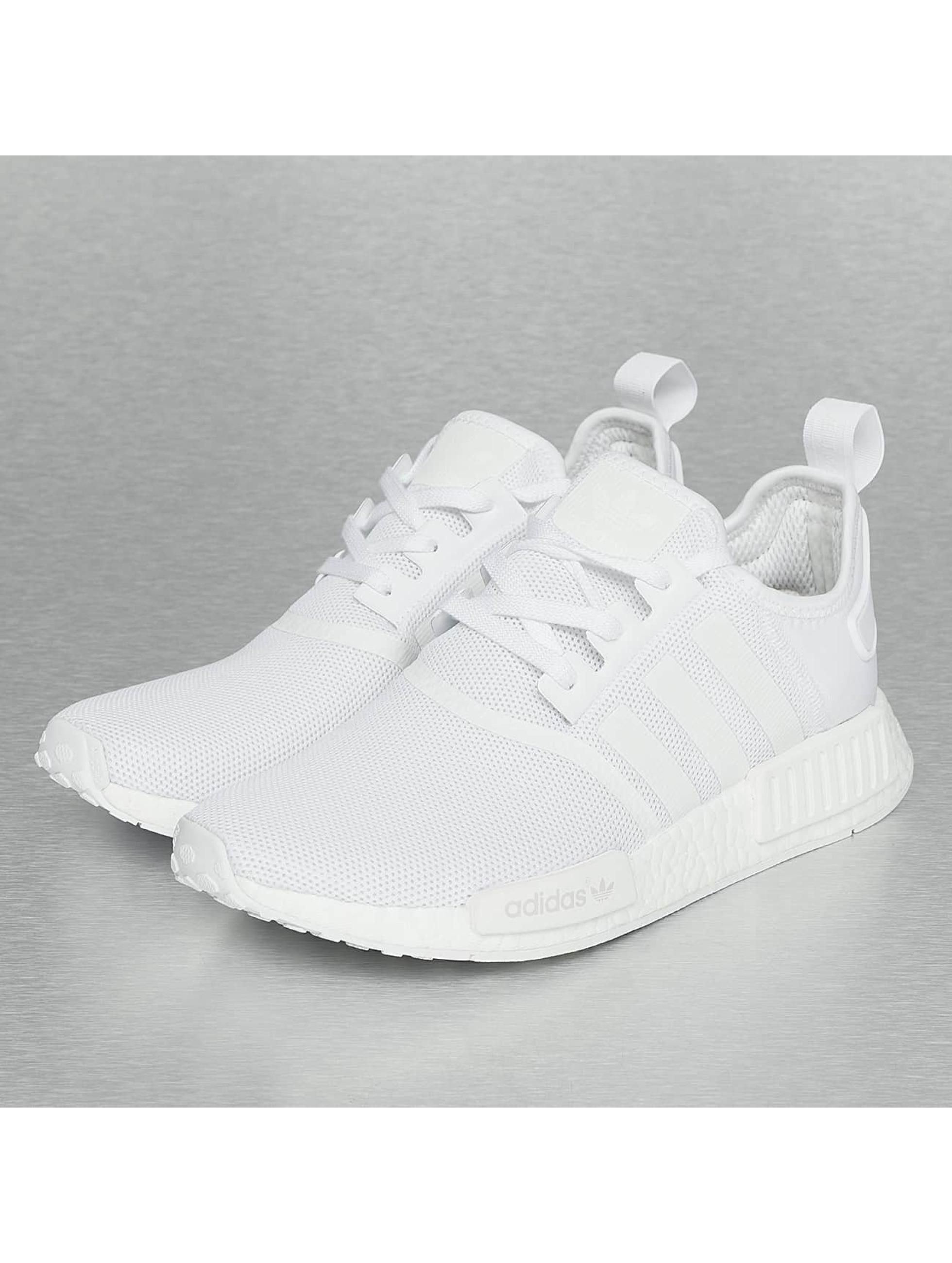adidas schuhe damen nmd r1 weiß