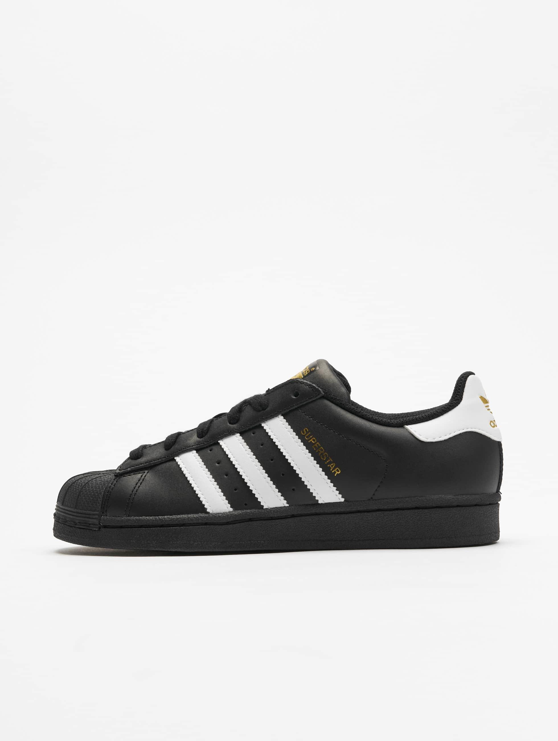 adidas superstar schoenen zwart