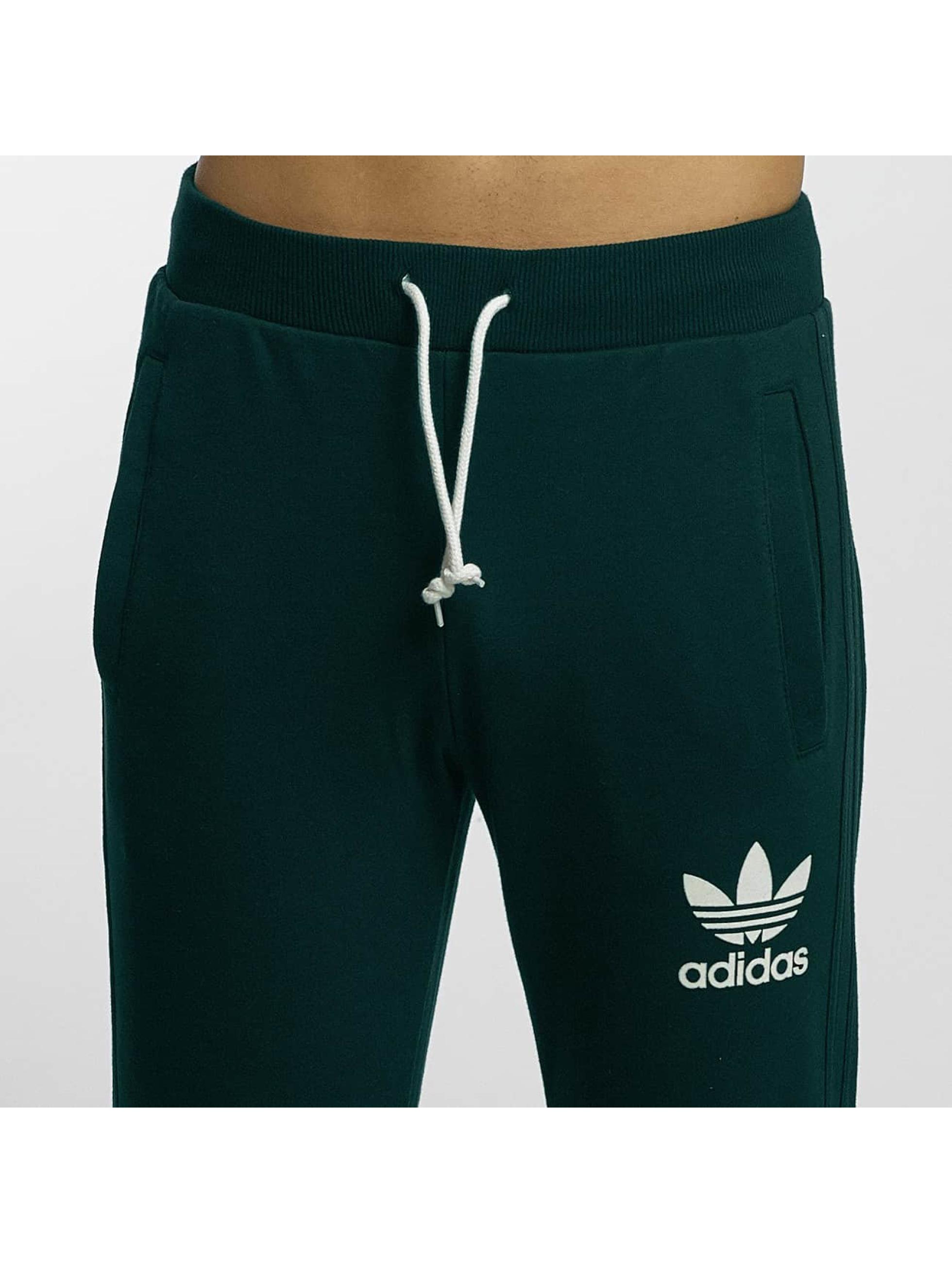 adidas Sweat Pant 3 Striped green
