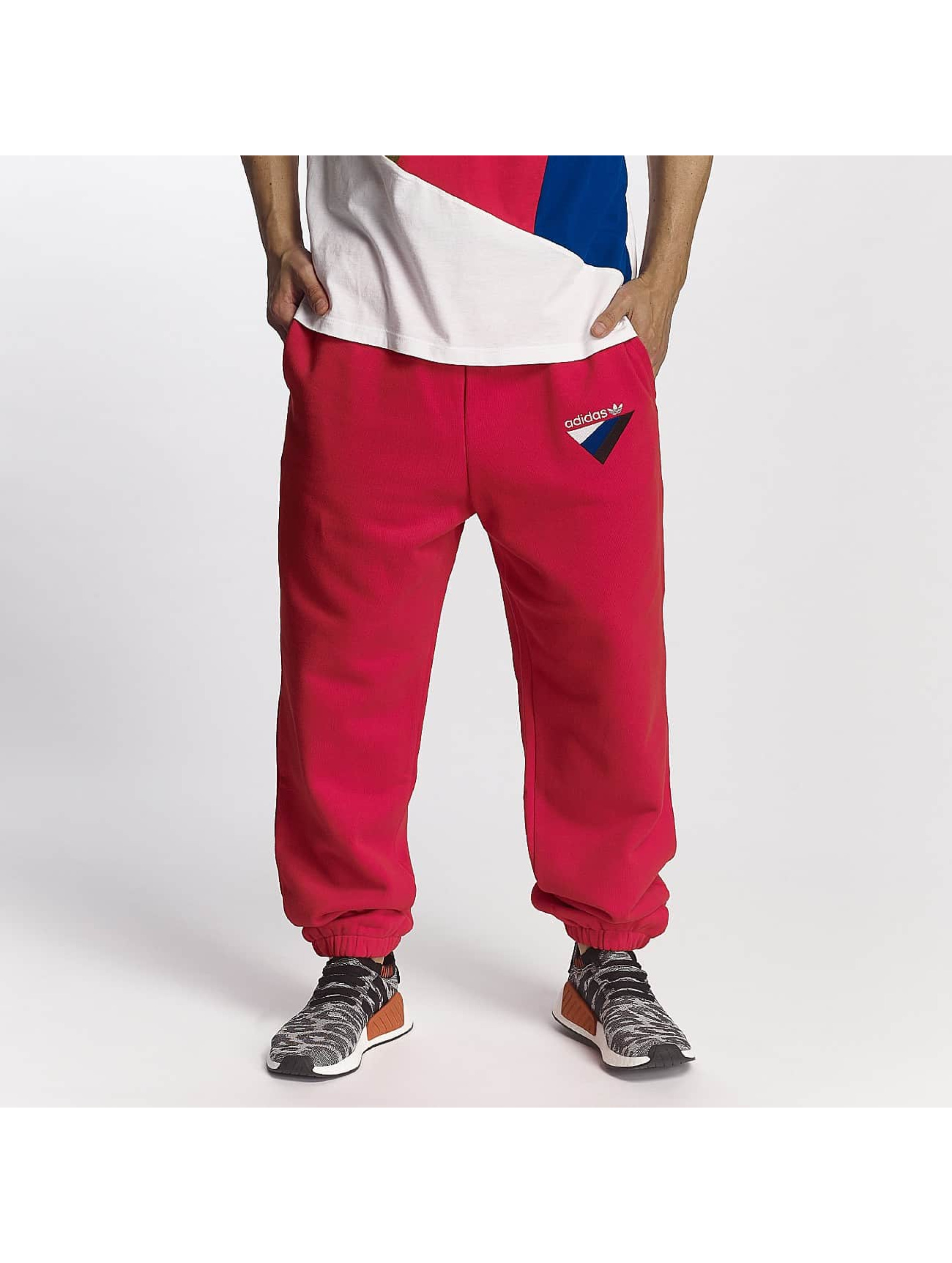 adidas Sweat Pant Anichkov red