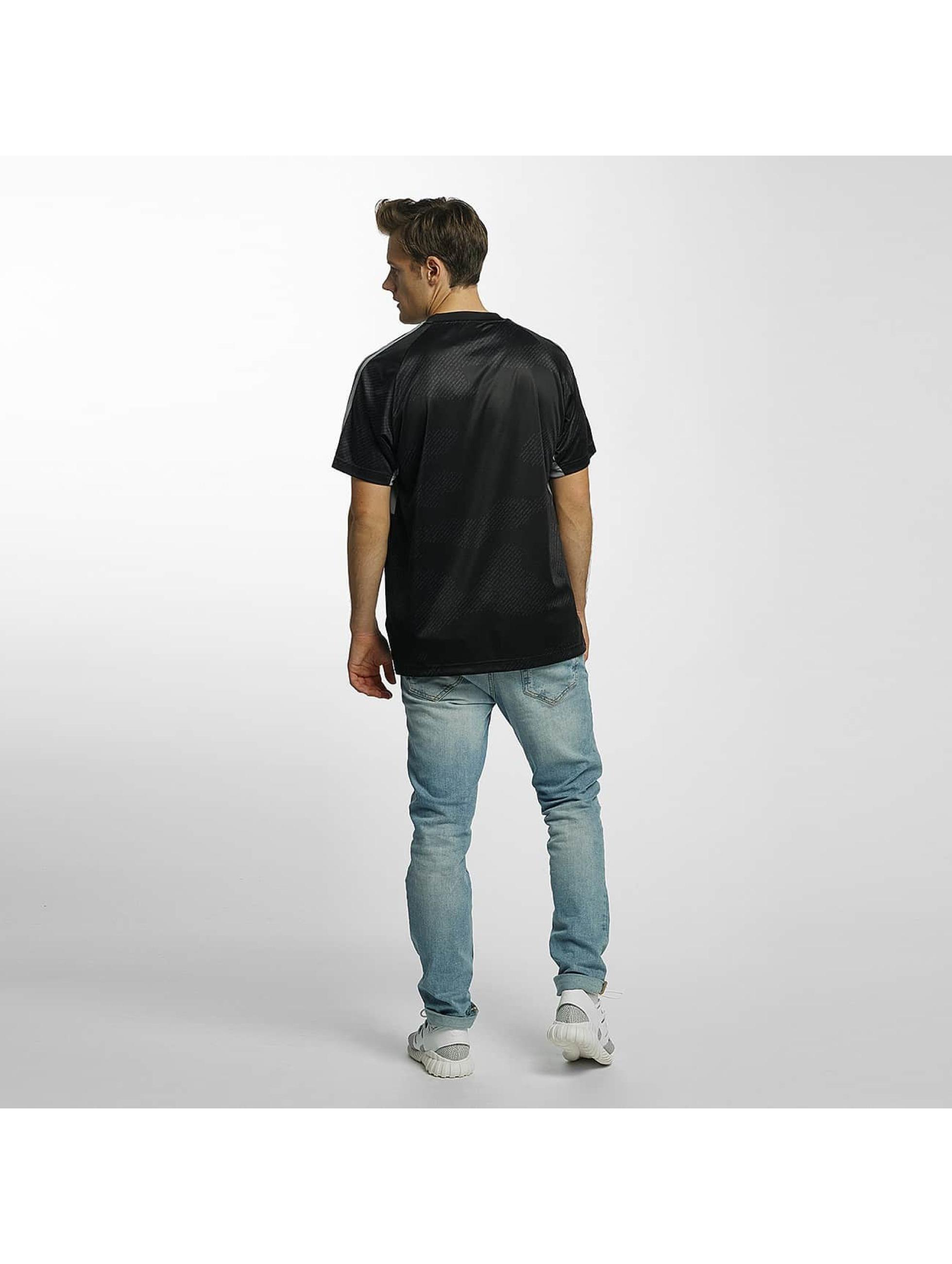 adidas T-Shirt Jersey Word Camo black