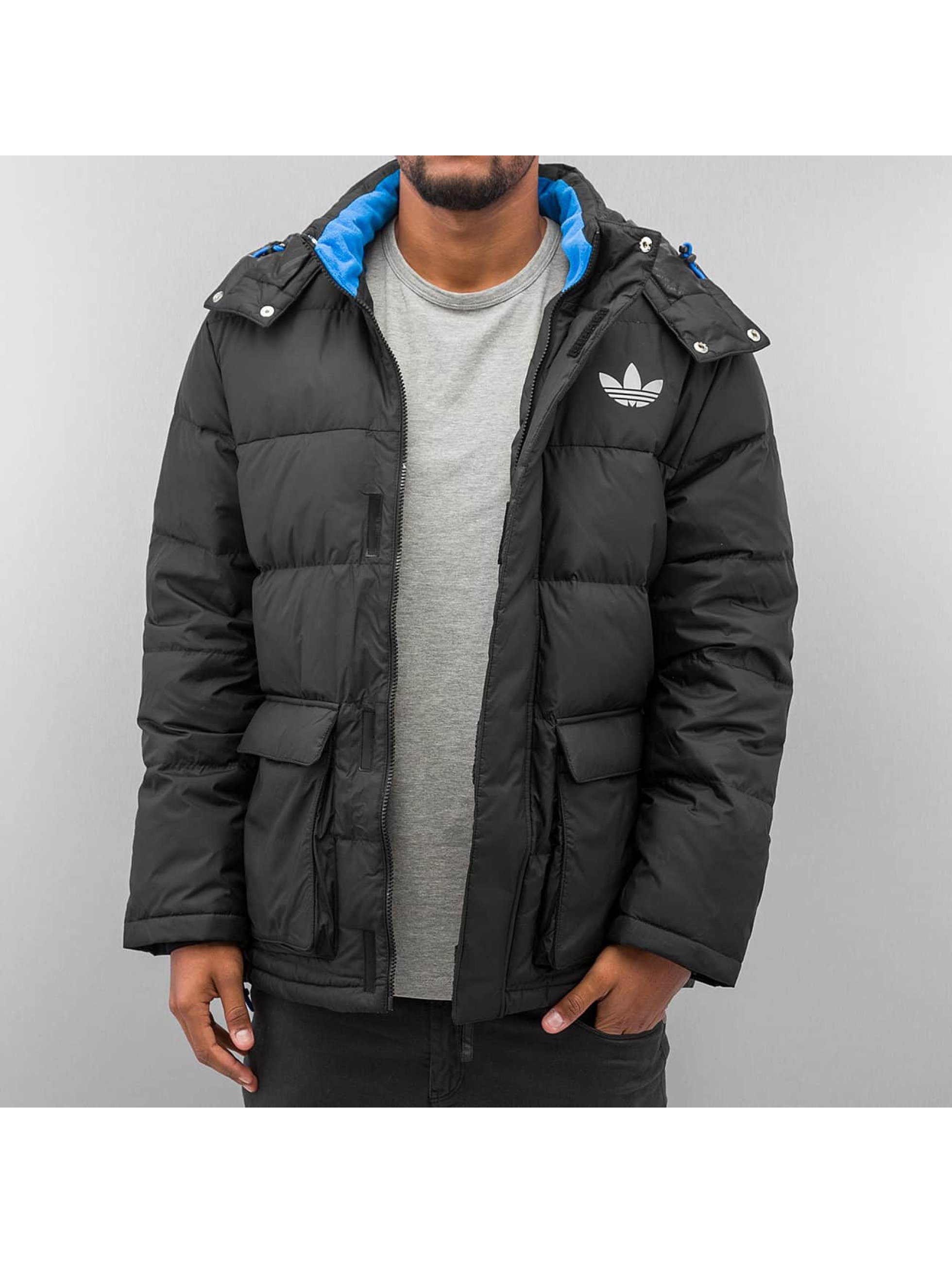 adidas Jacke / Winterjacke Praez in schwarz 231451