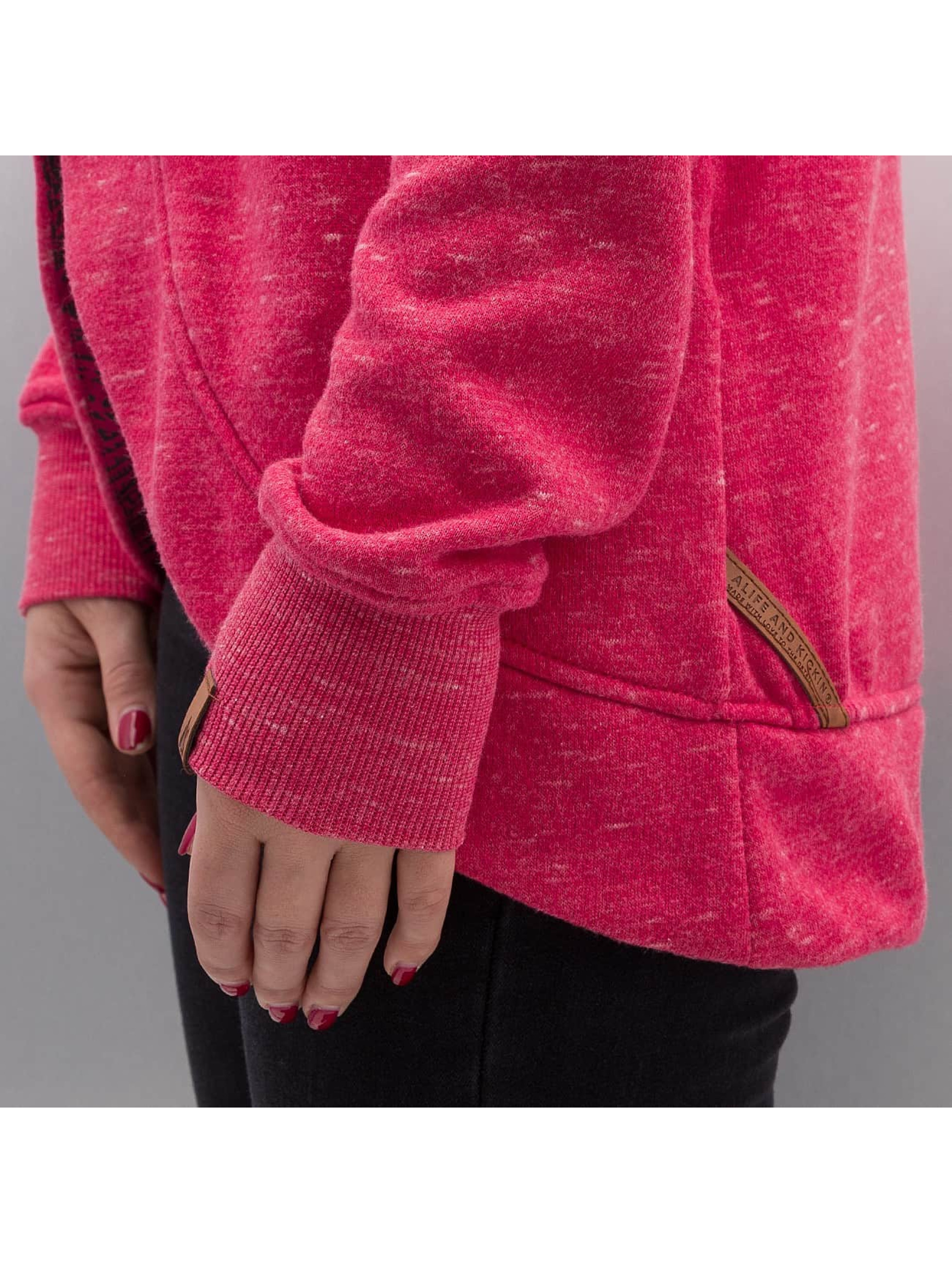 Alife & Kickin Lightweight Jacket Mary pink