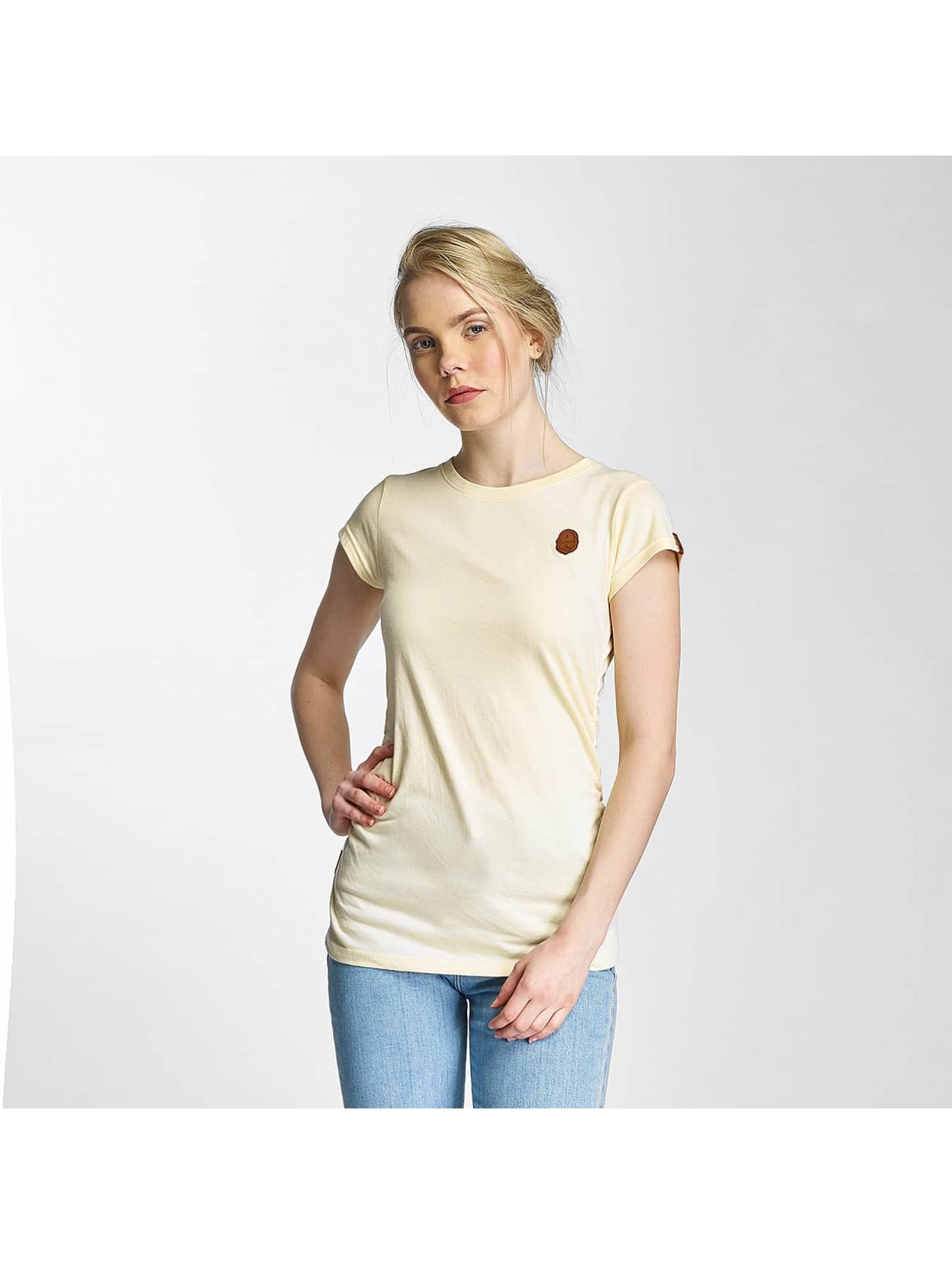 b77b762c6bcbf Alife & Kickin | Lilly beige Femme T-Shirt Alife & Kickin acheter pas cher  Haut 332802