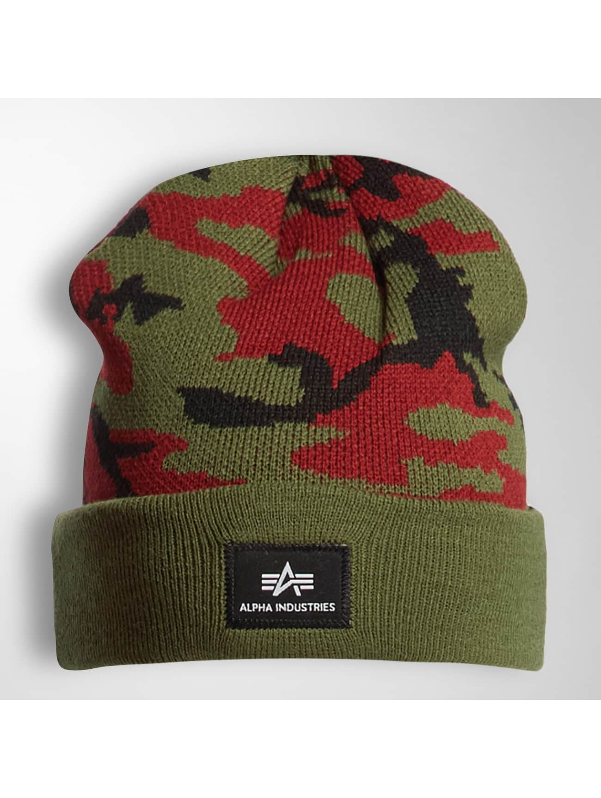 Alpha Industries Hat-1 X-Fit Camo camouflage