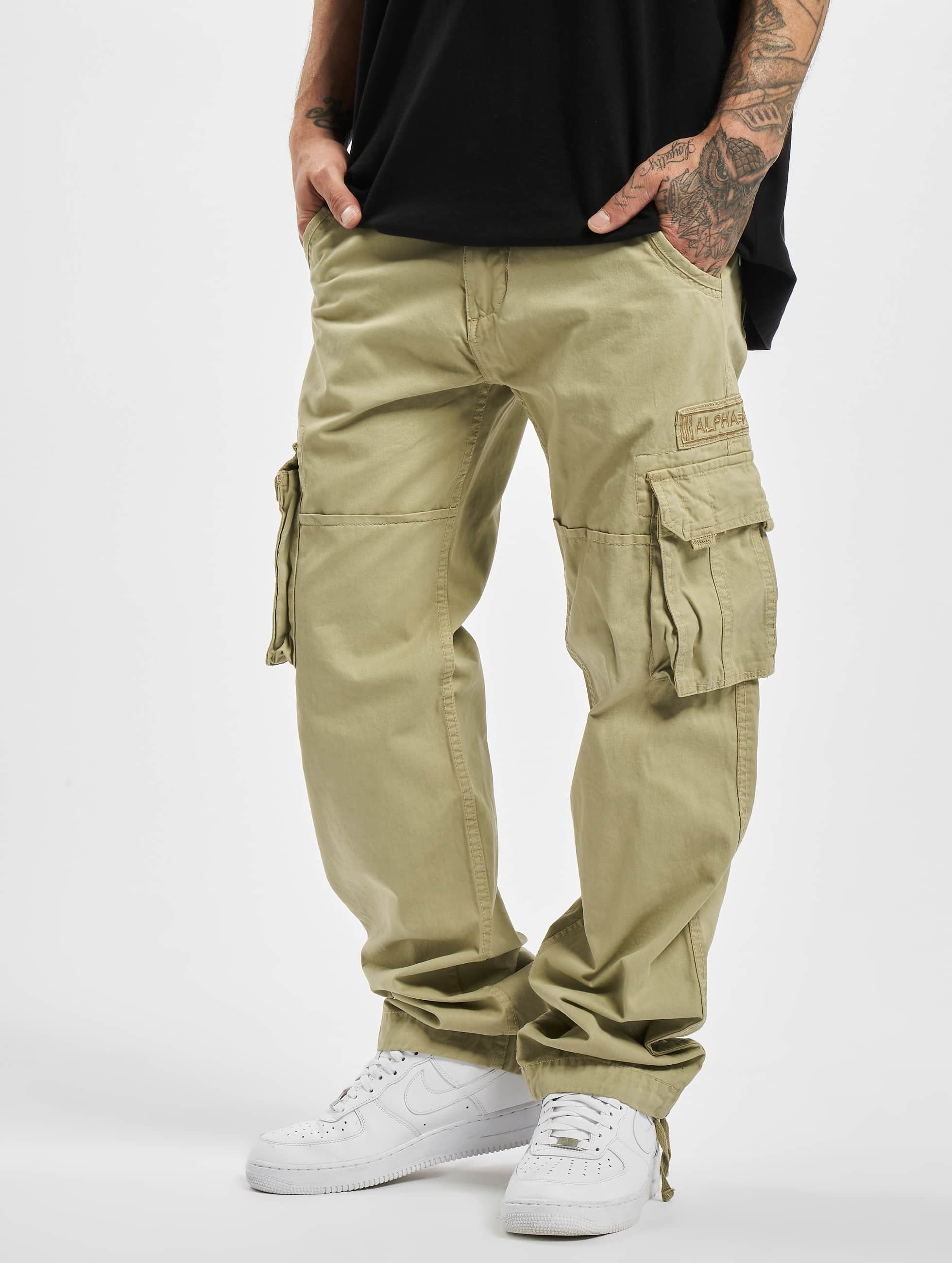 alpha industries jet beige homme pantalon cargo alpha industries acheter pas cher pantalon 132294. Black Bedroom Furniture Sets. Home Design Ideas