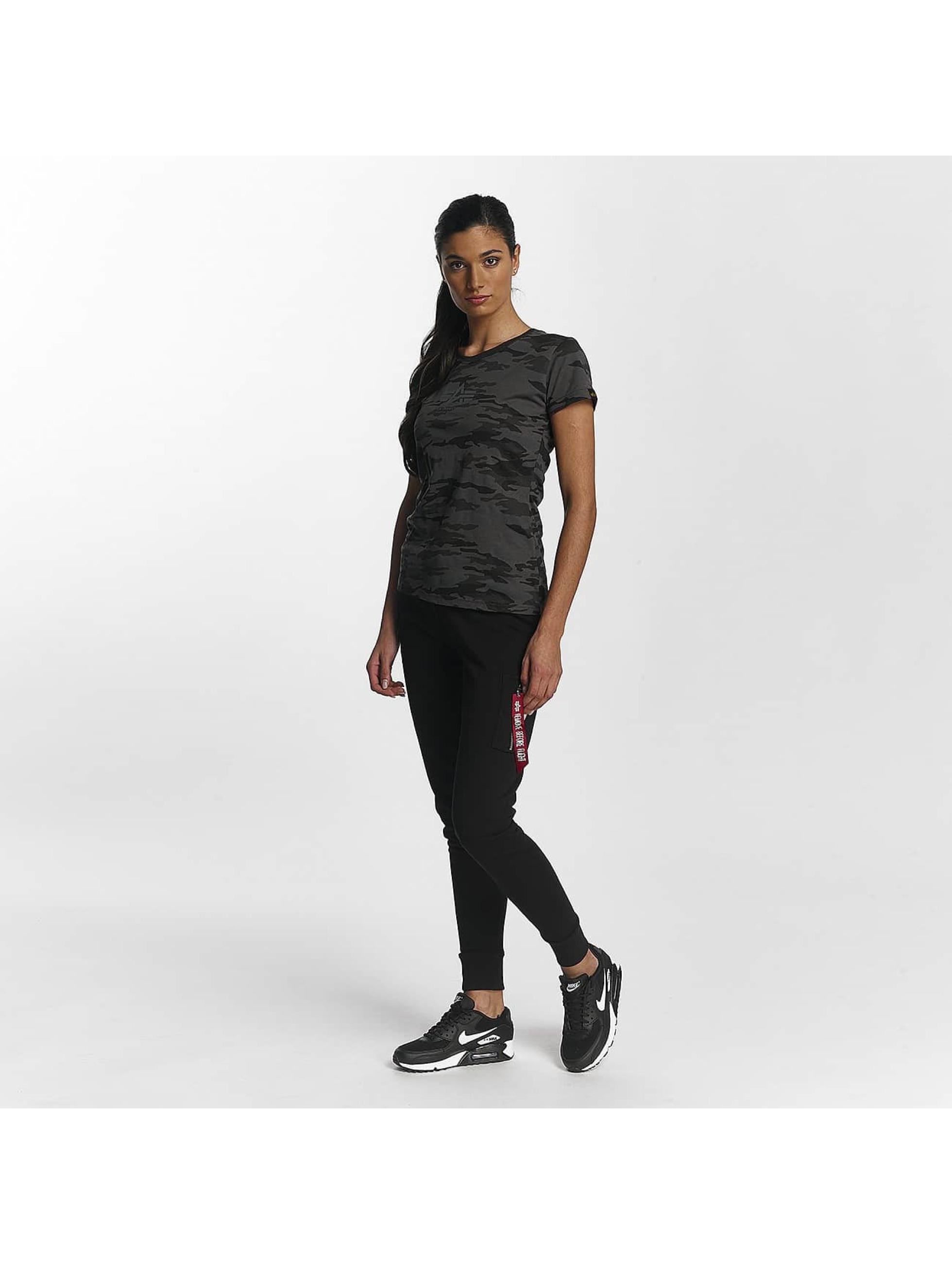 Alpha Industries T-Shirt Basic T Wmn black