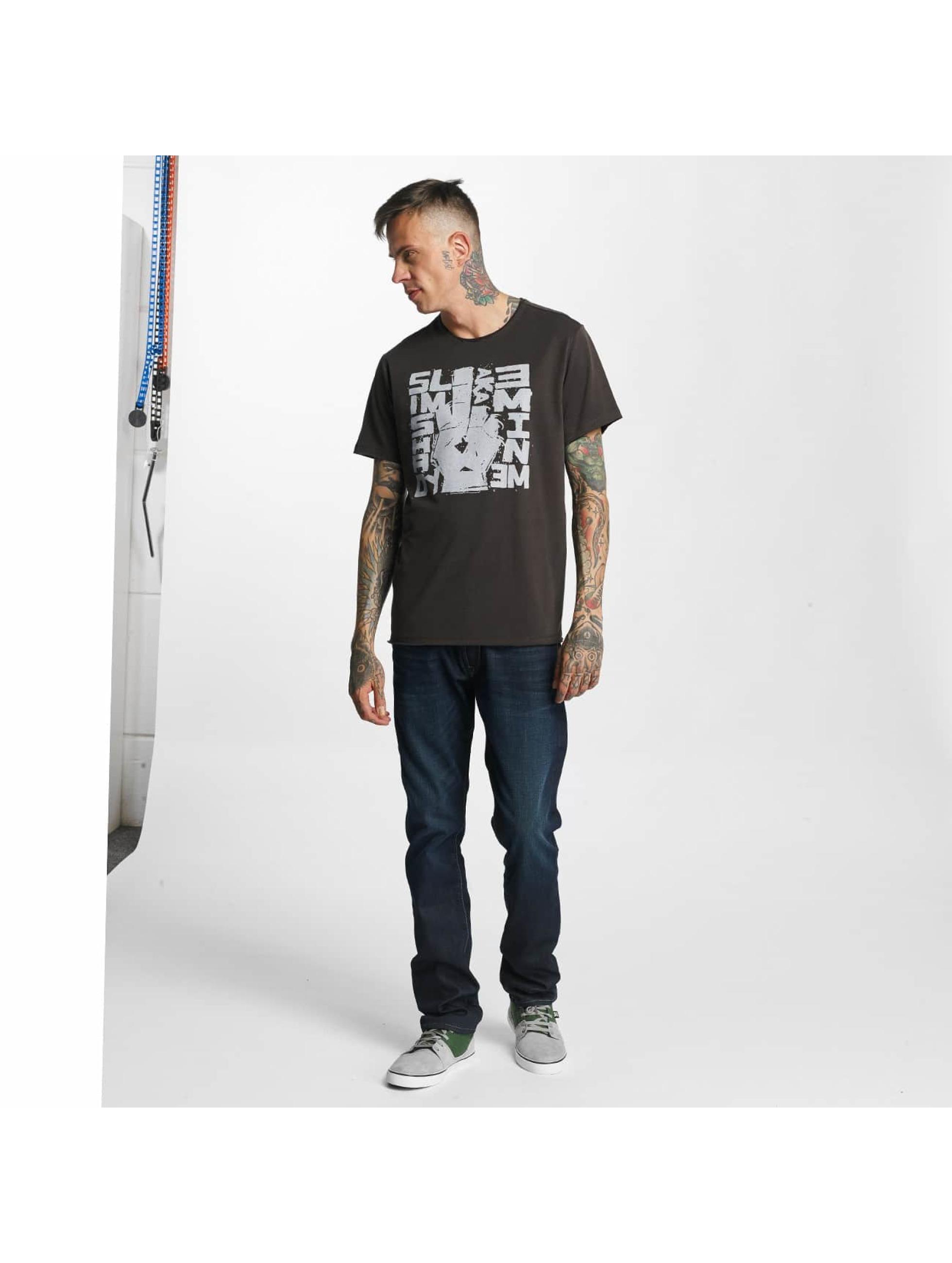 Amplified T-Shirt Eminem Slim Shady gray
