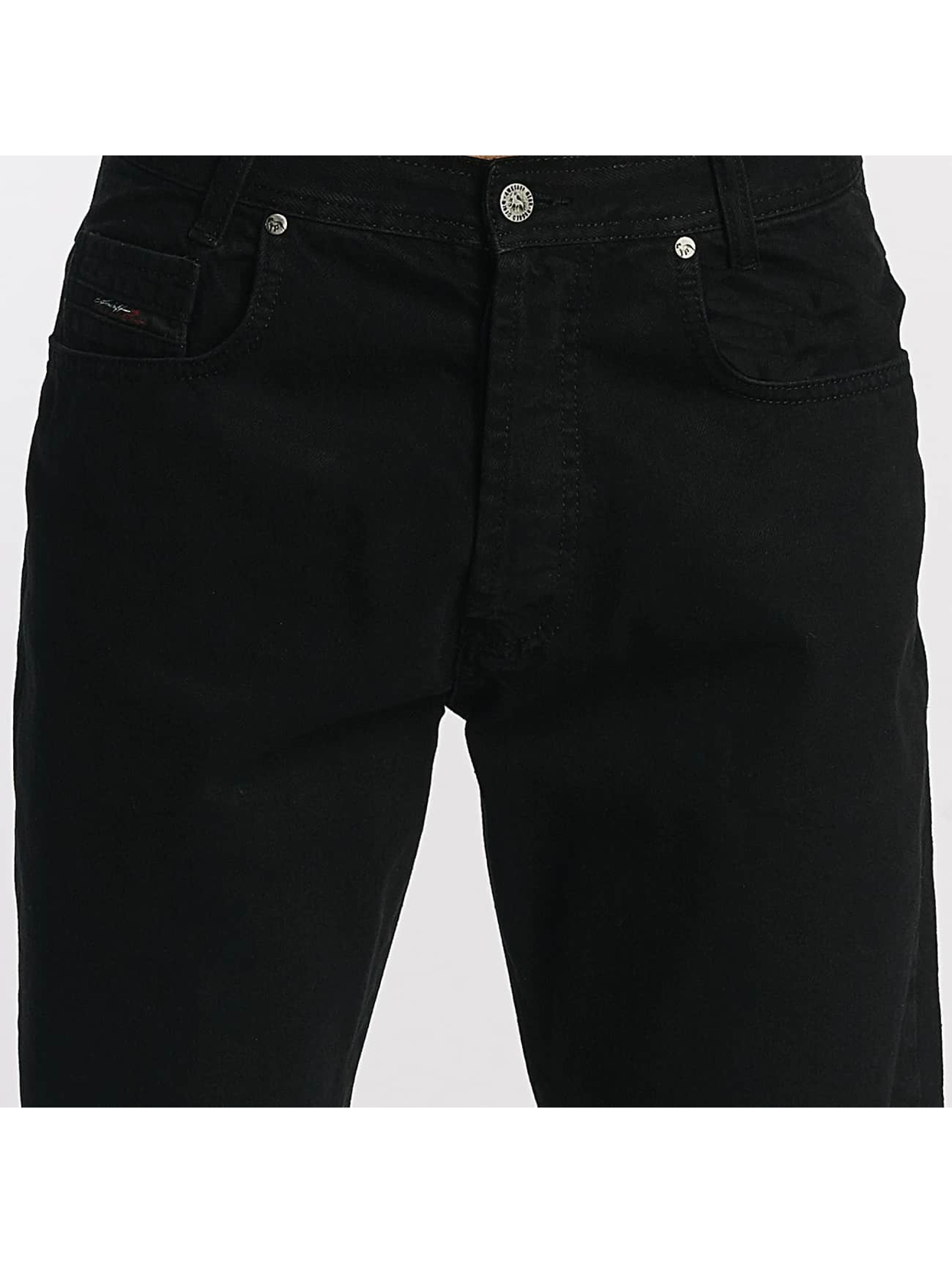Amstaff Carrot Fit Jeans Gecco black