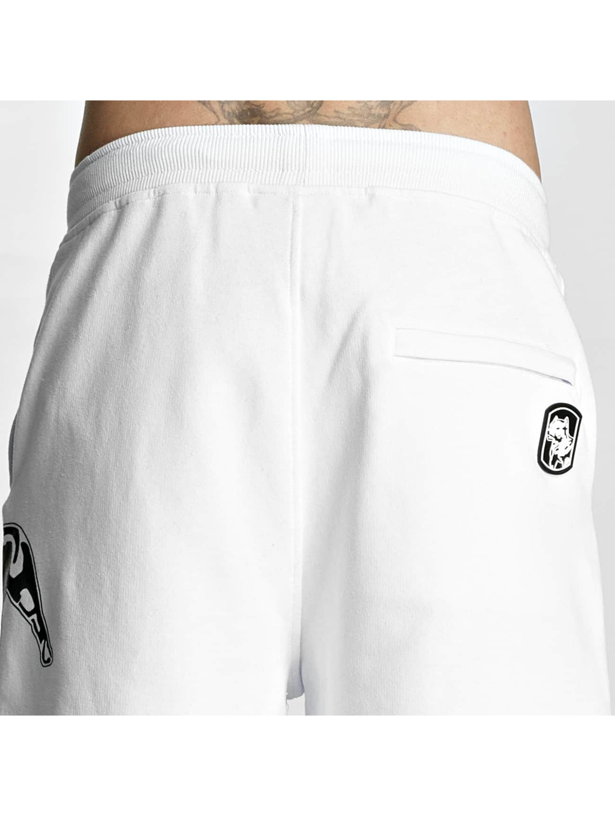 Amstaff Short Hokus white