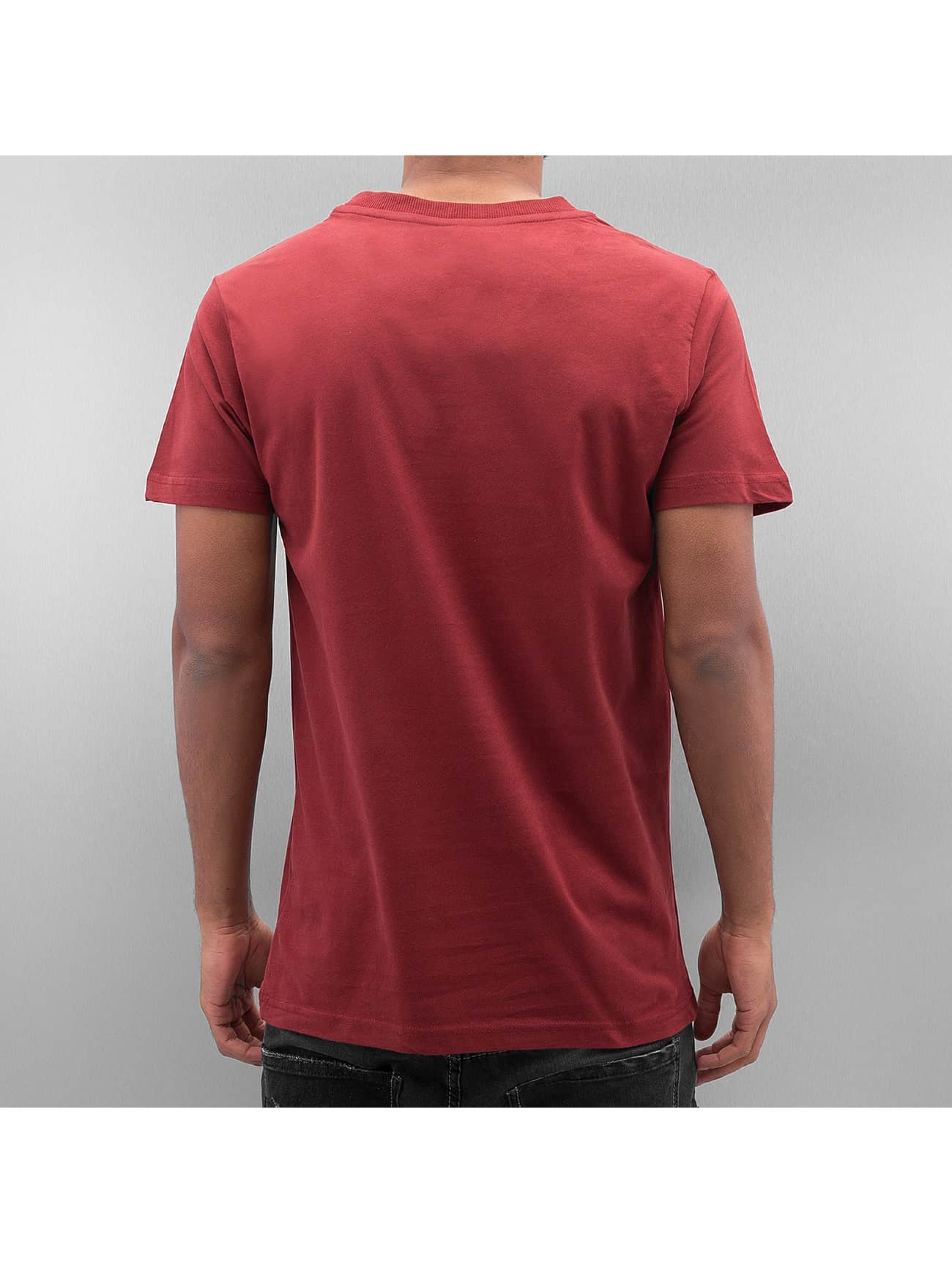 Amstaff T-Shirt Farkas red