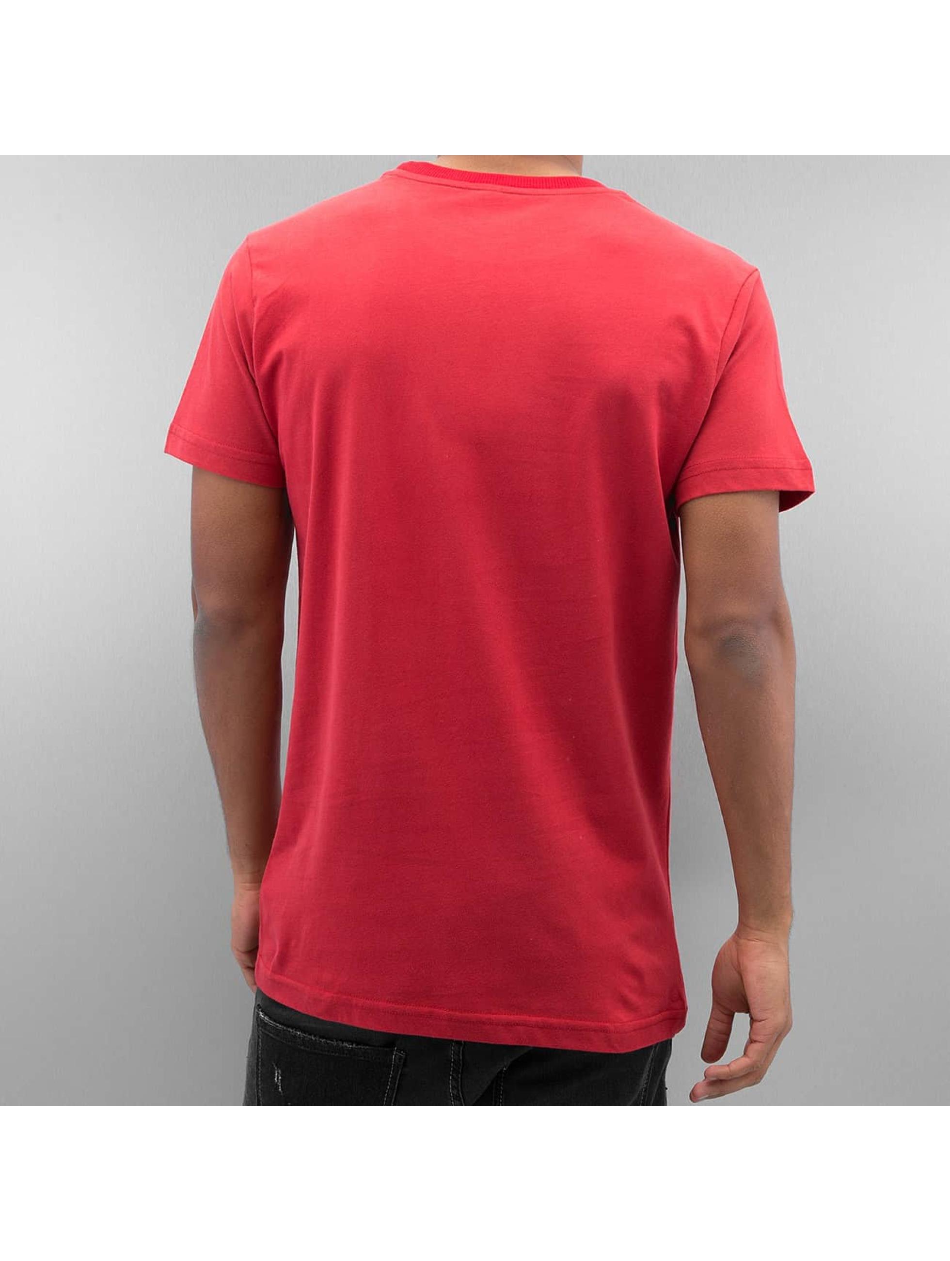 Amstaff T-Shirt Vintage Dorano red