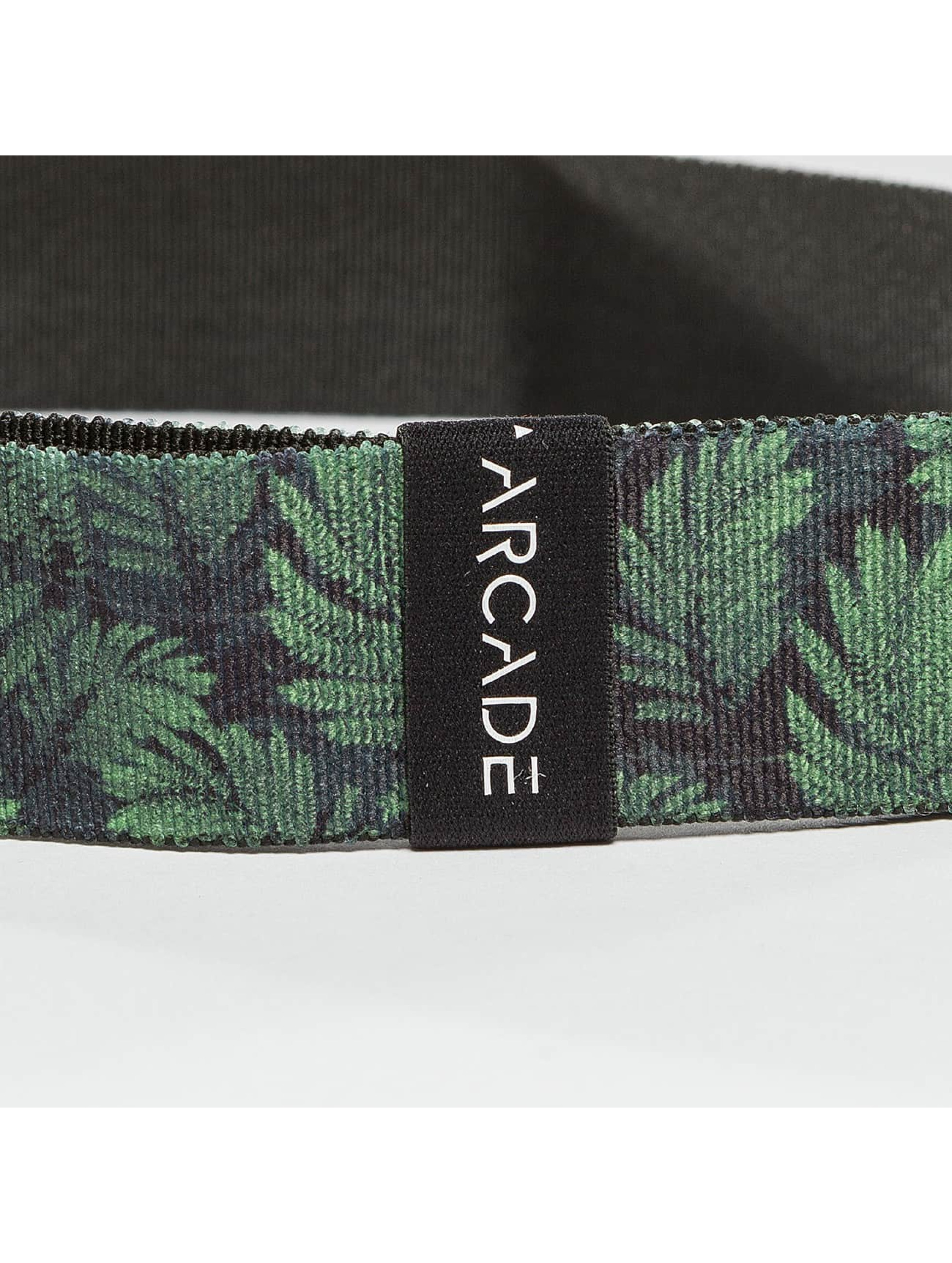 ARCADE Belt The Deep Cover green