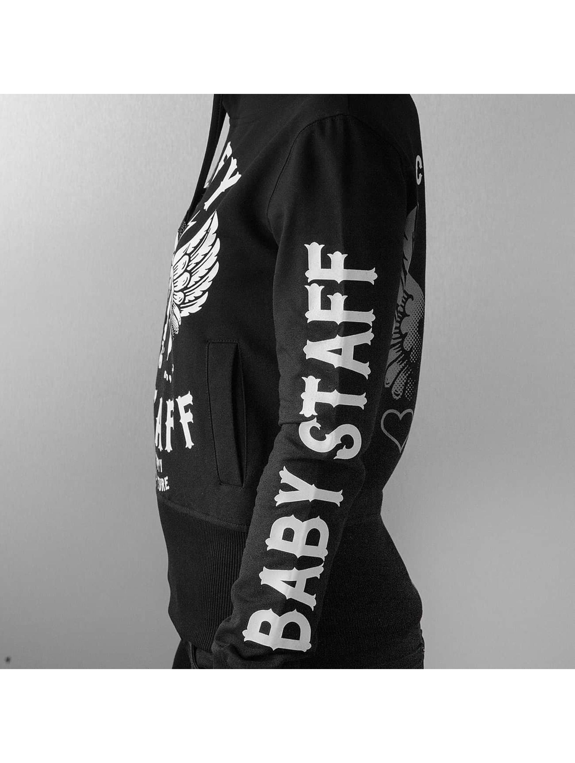 Babystaff Hoodie Helos black