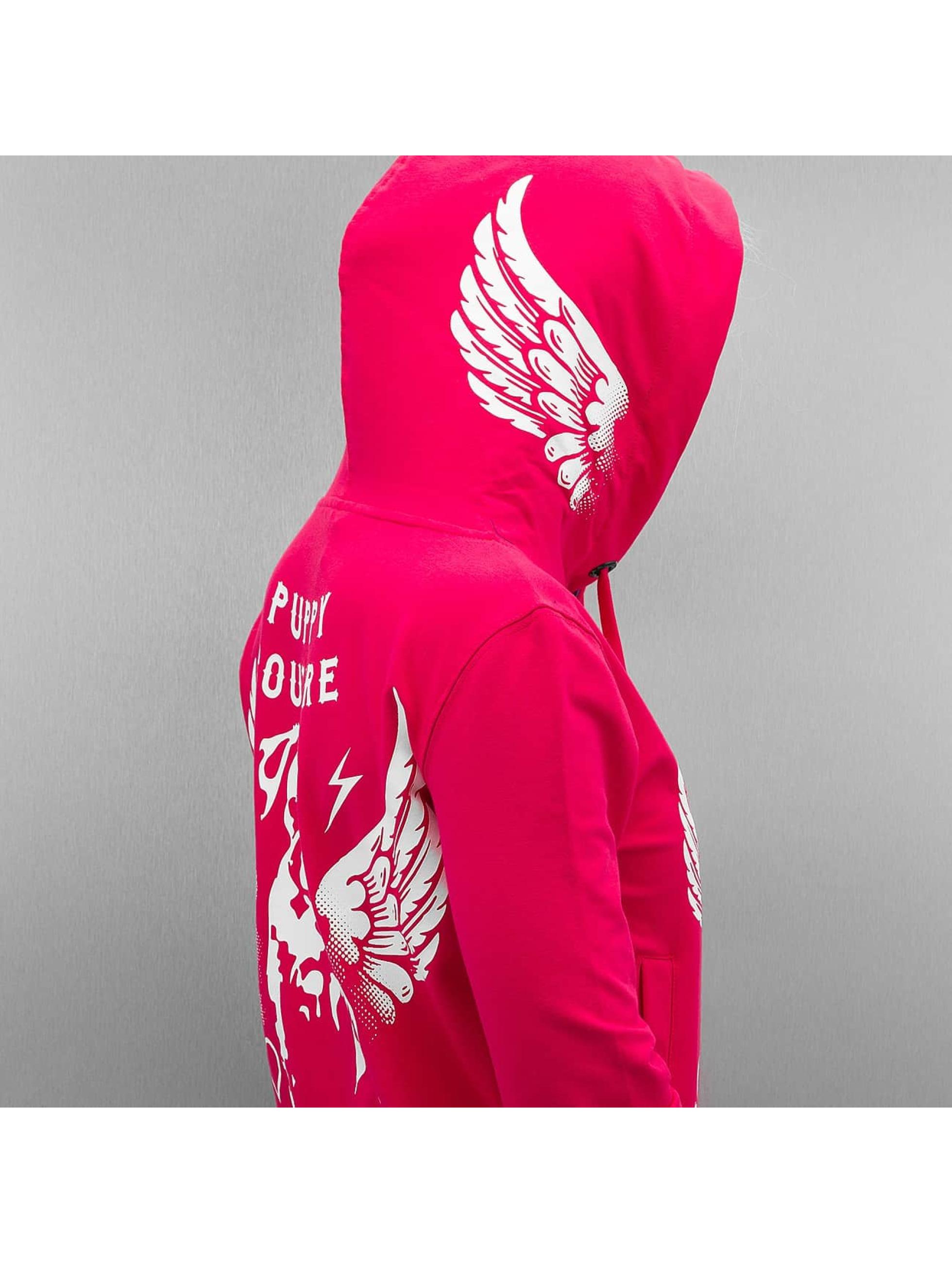 Babystaff Hoodie Helos pink