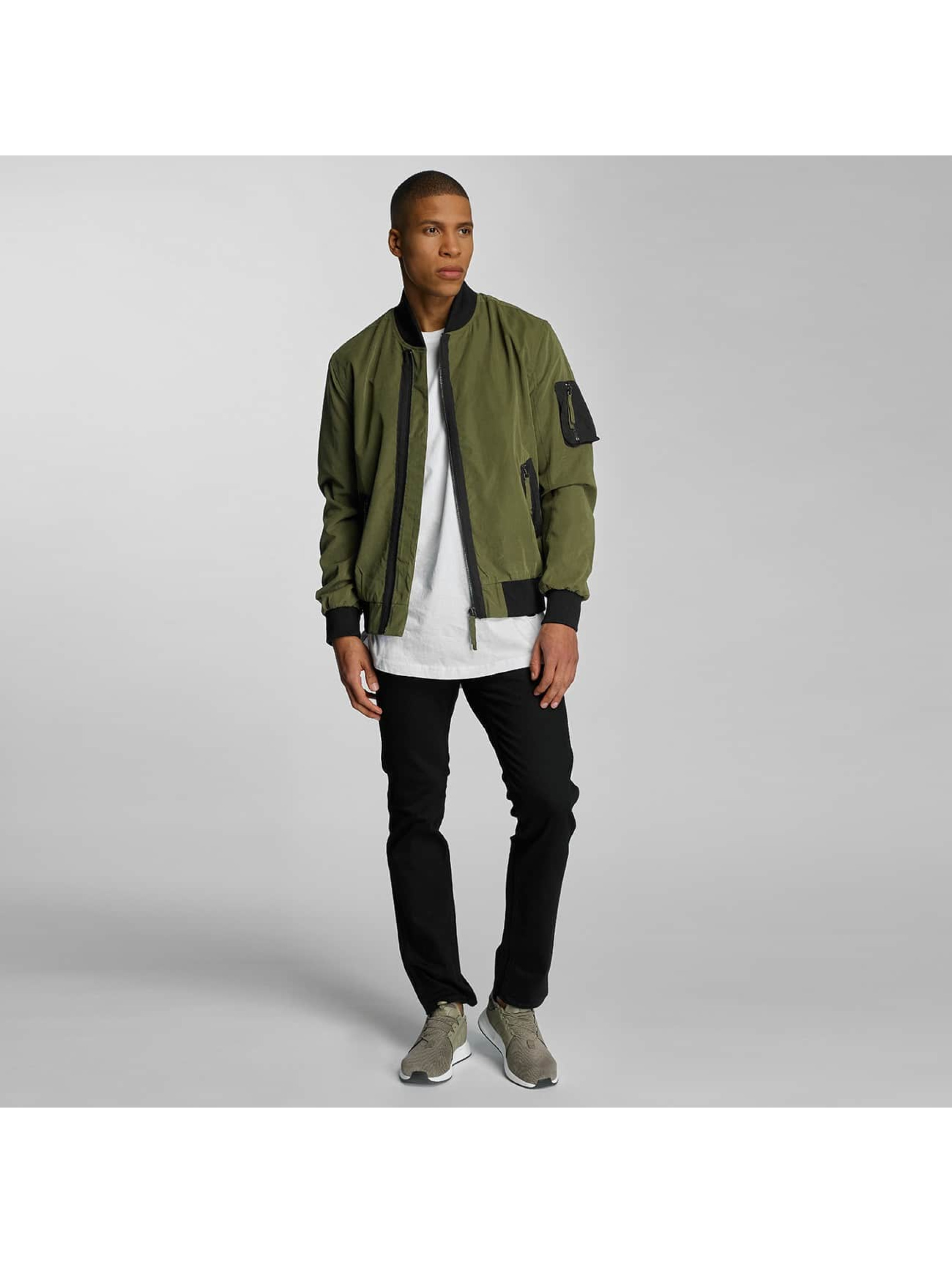 Bangastic Bomber jacket Louis olive