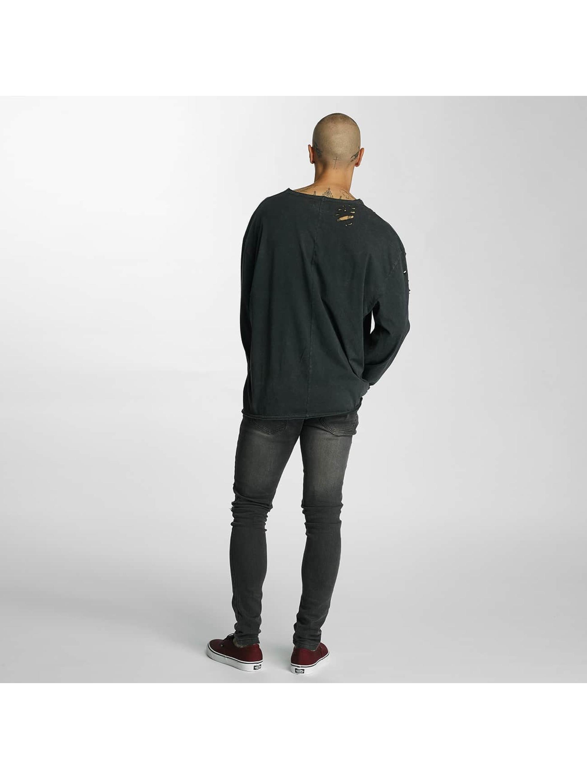 Bangastic Pullover Simpitian Oversize black