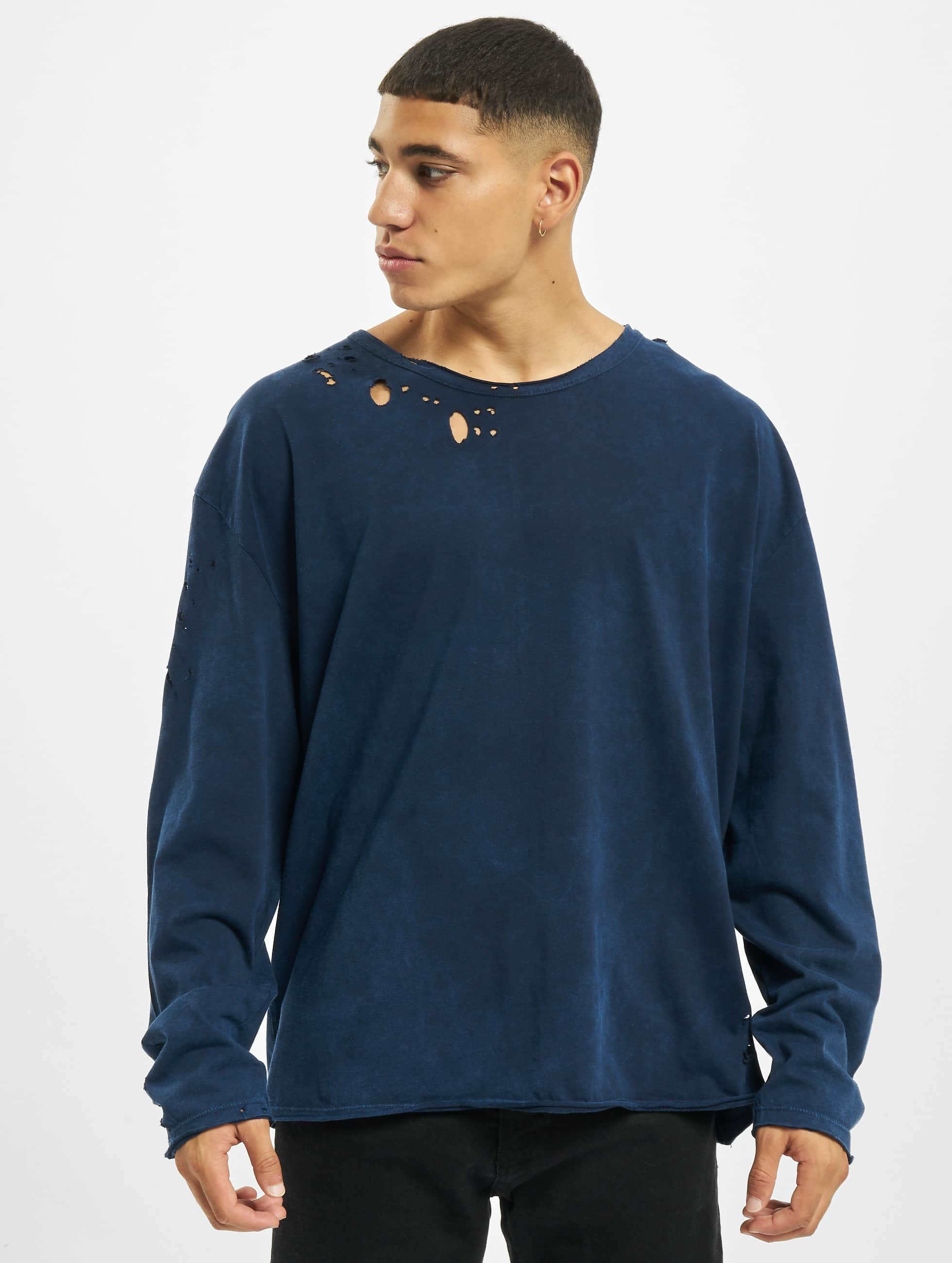Bangastic Pullover Simpitian Oversize blue