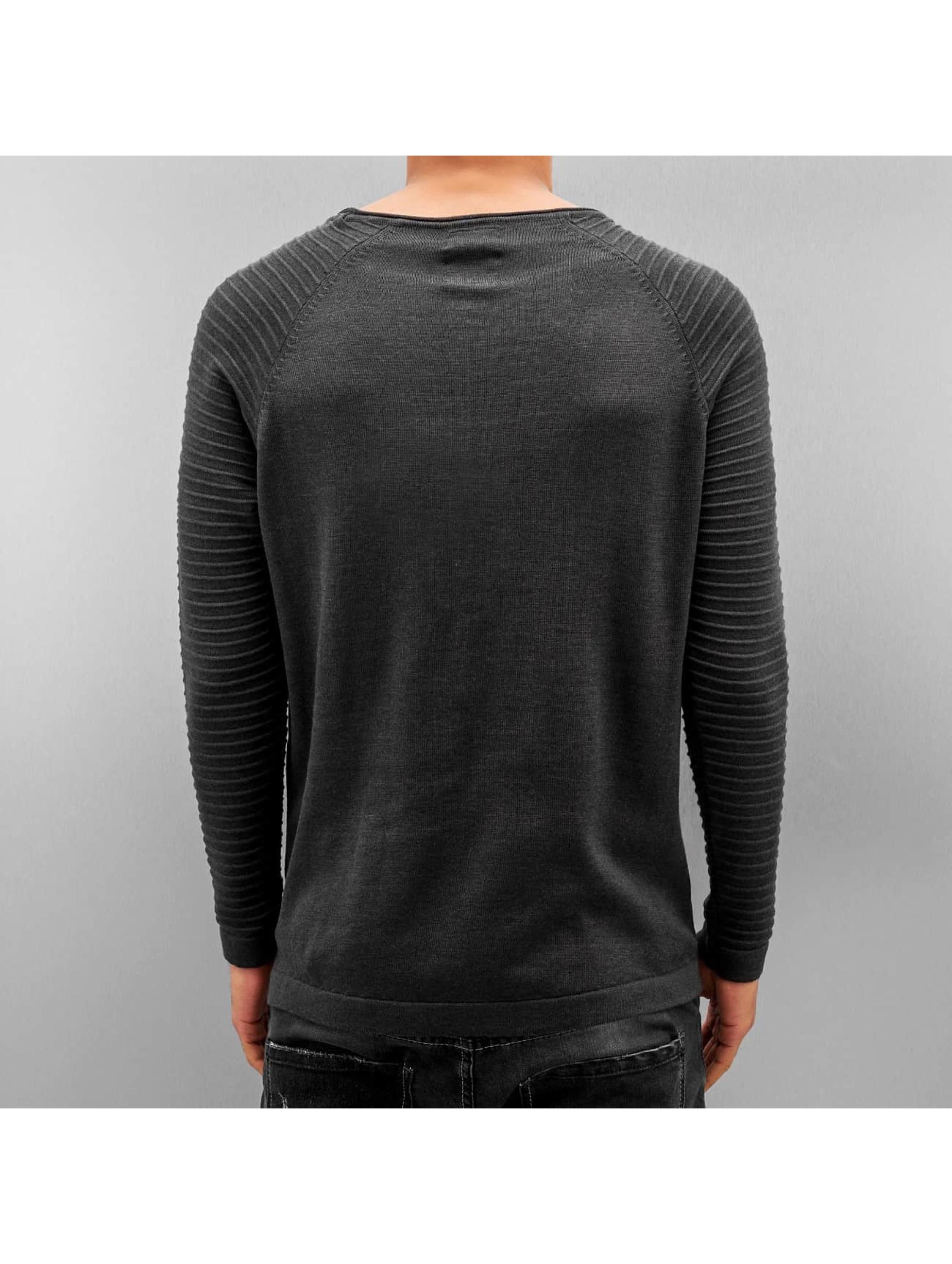 Bangastic Pullover Finjas gray