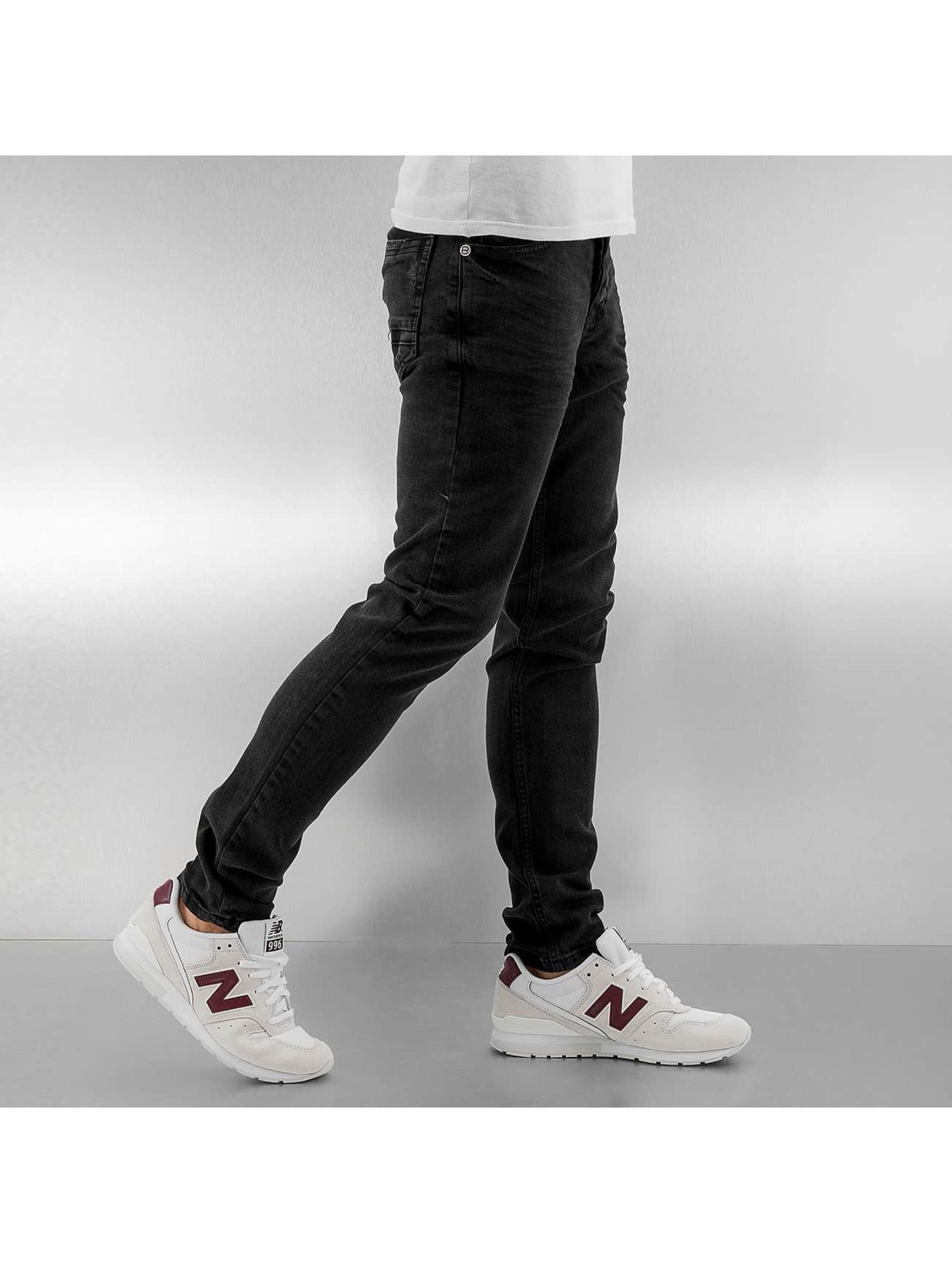 Bangastic Slim Fit Jeans Theodor black