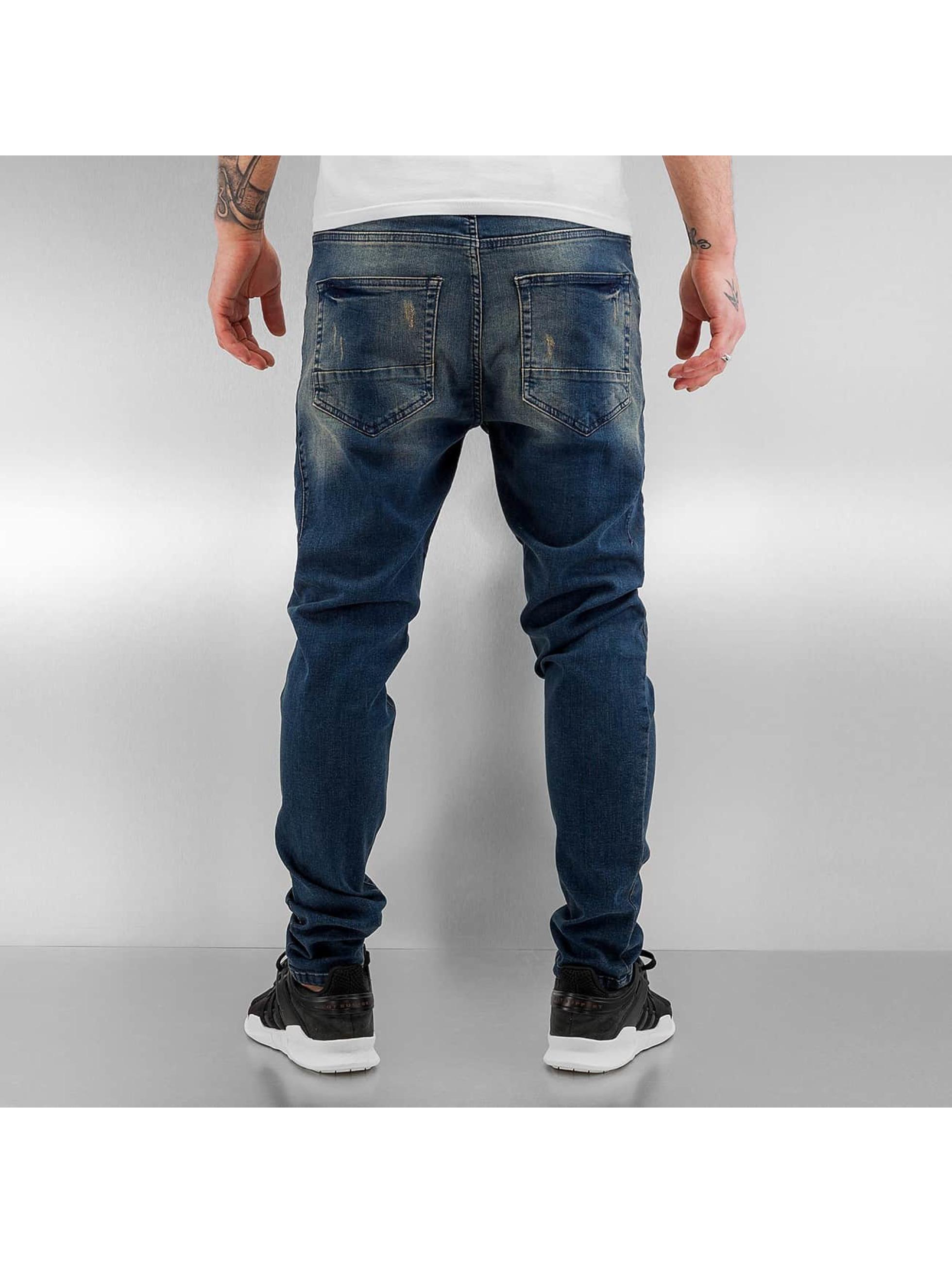 Bangastic Slim Fit Jeans Kurt blue