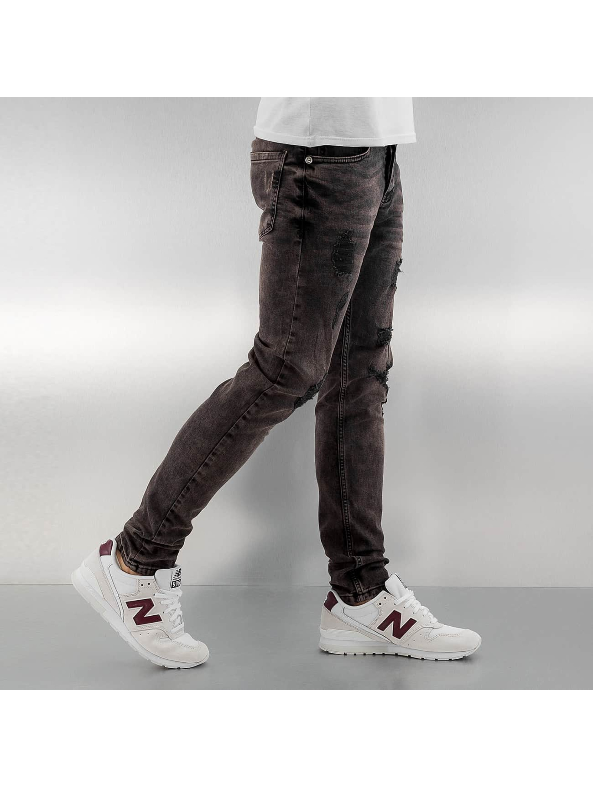 Bangastic Slim Fit Jeans Emil gray