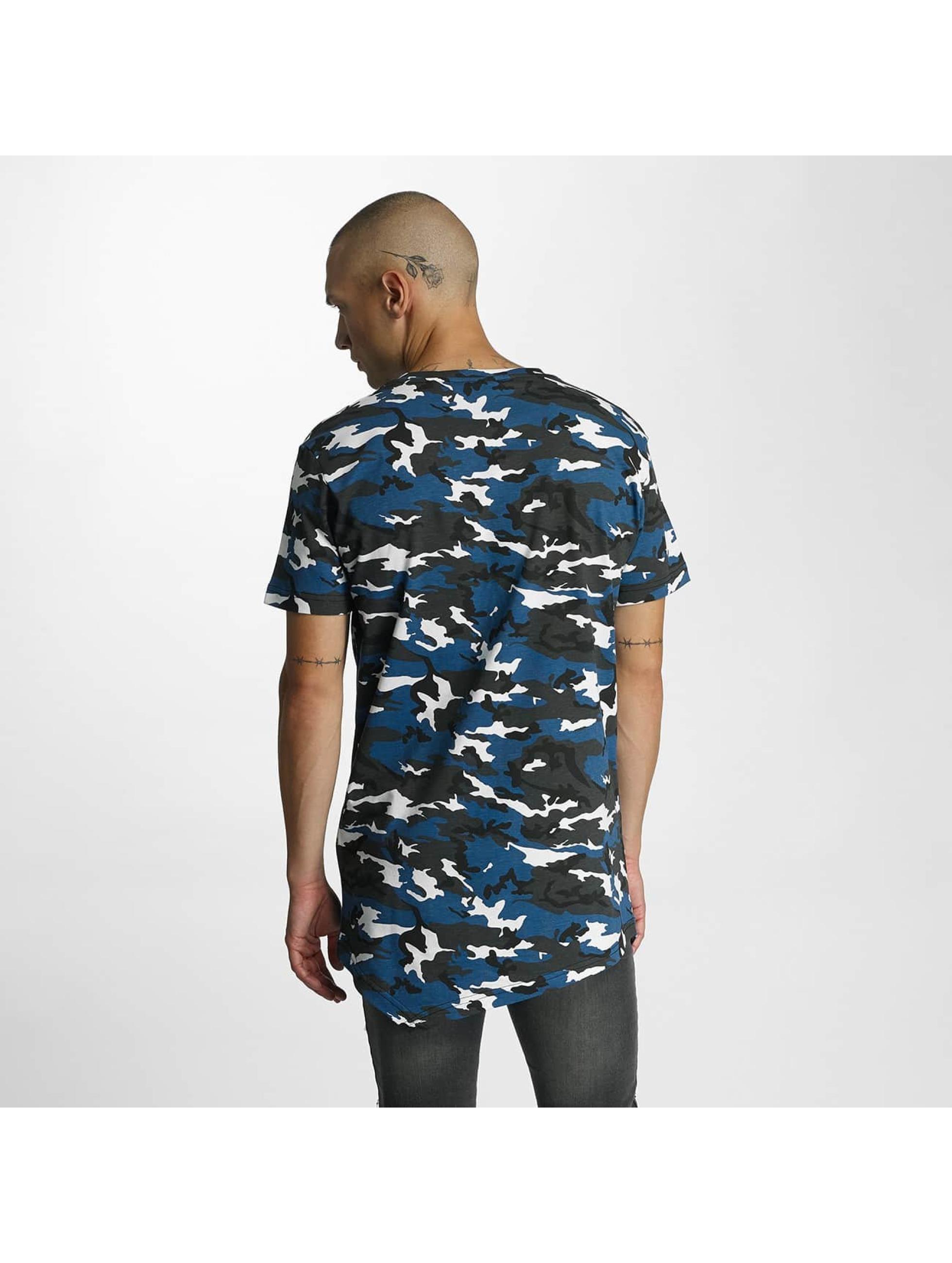 Bangastic T-Shirt Camo blue