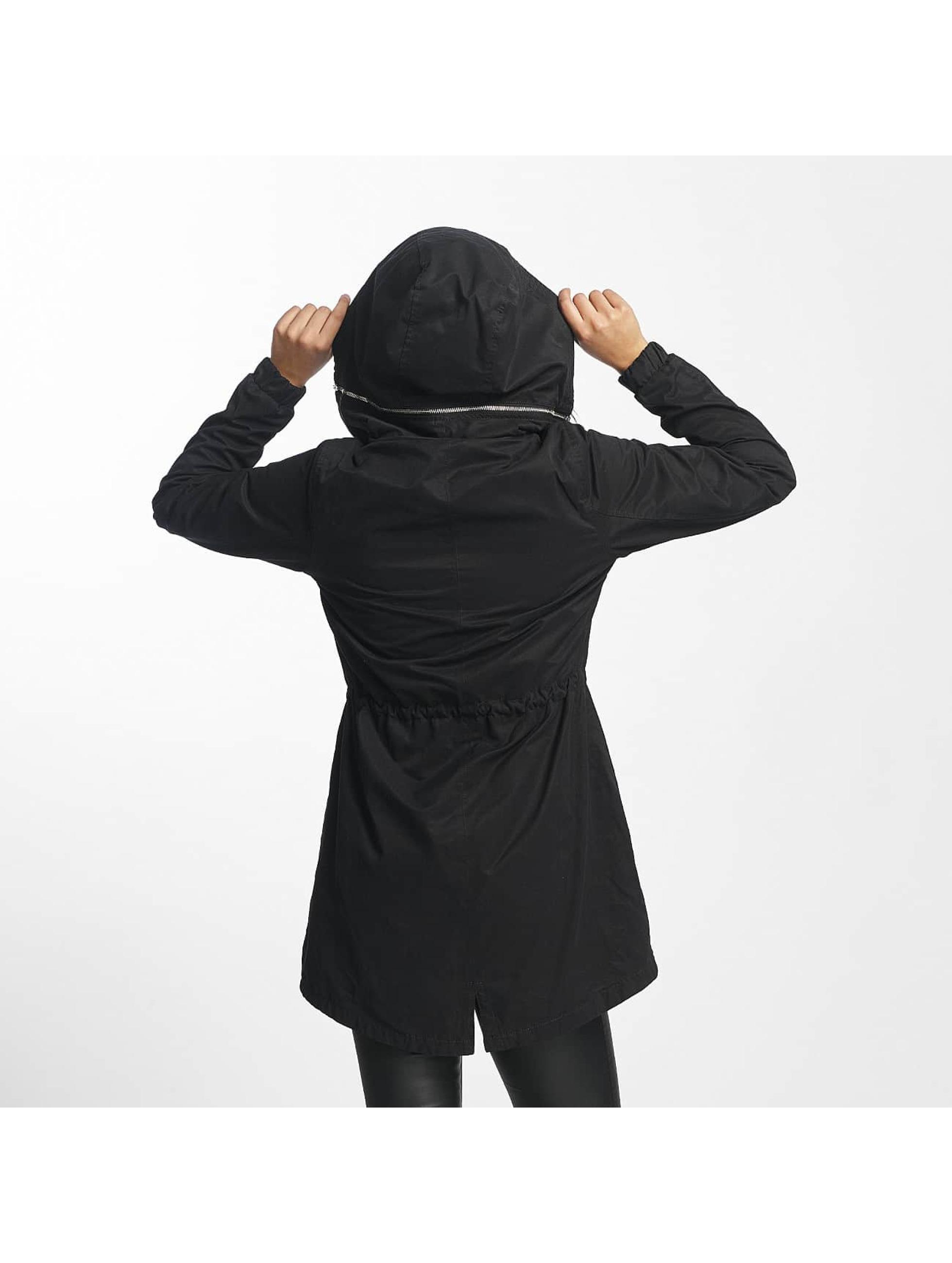 Bench Coats Feminine Beltet black
