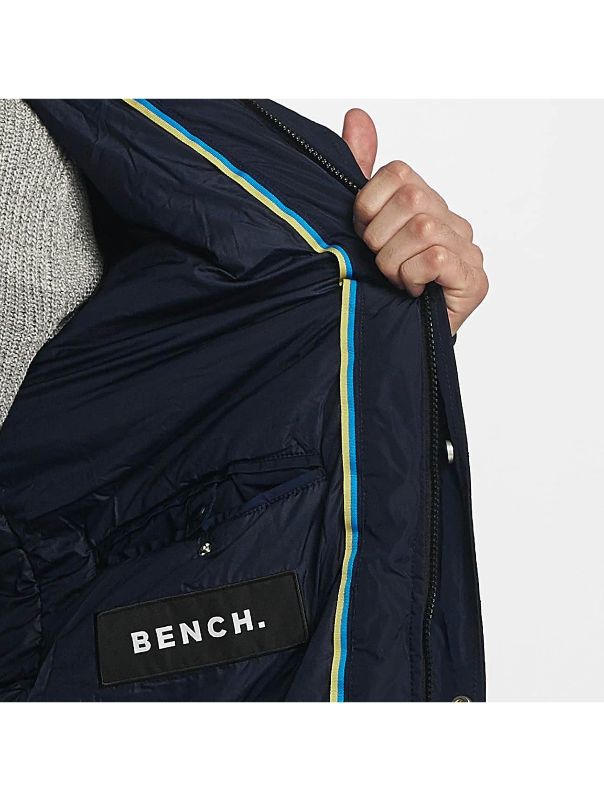 Bench Winter Jacket Nomens blue