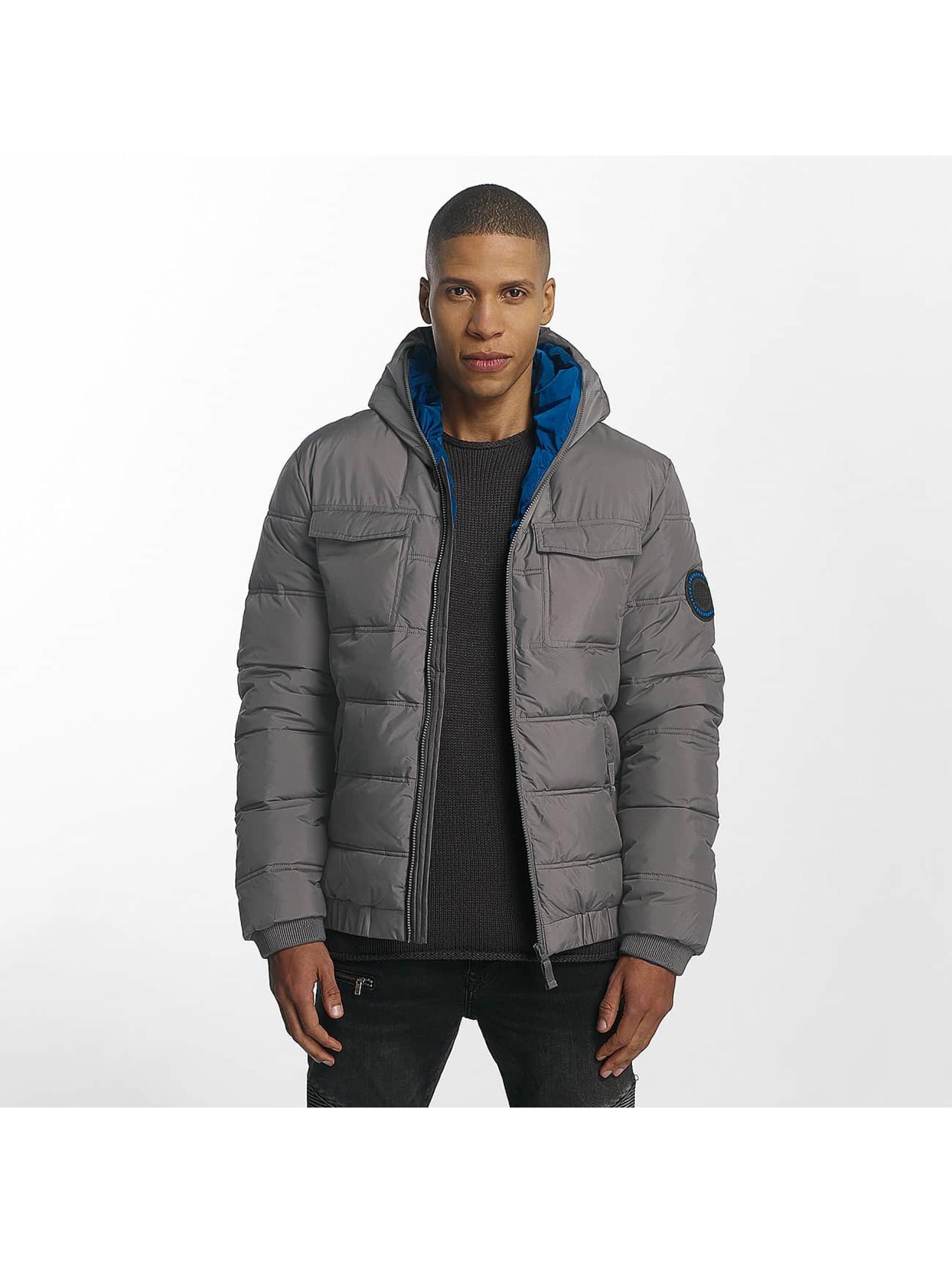 Bench Winter Jacket Schoolboy gray