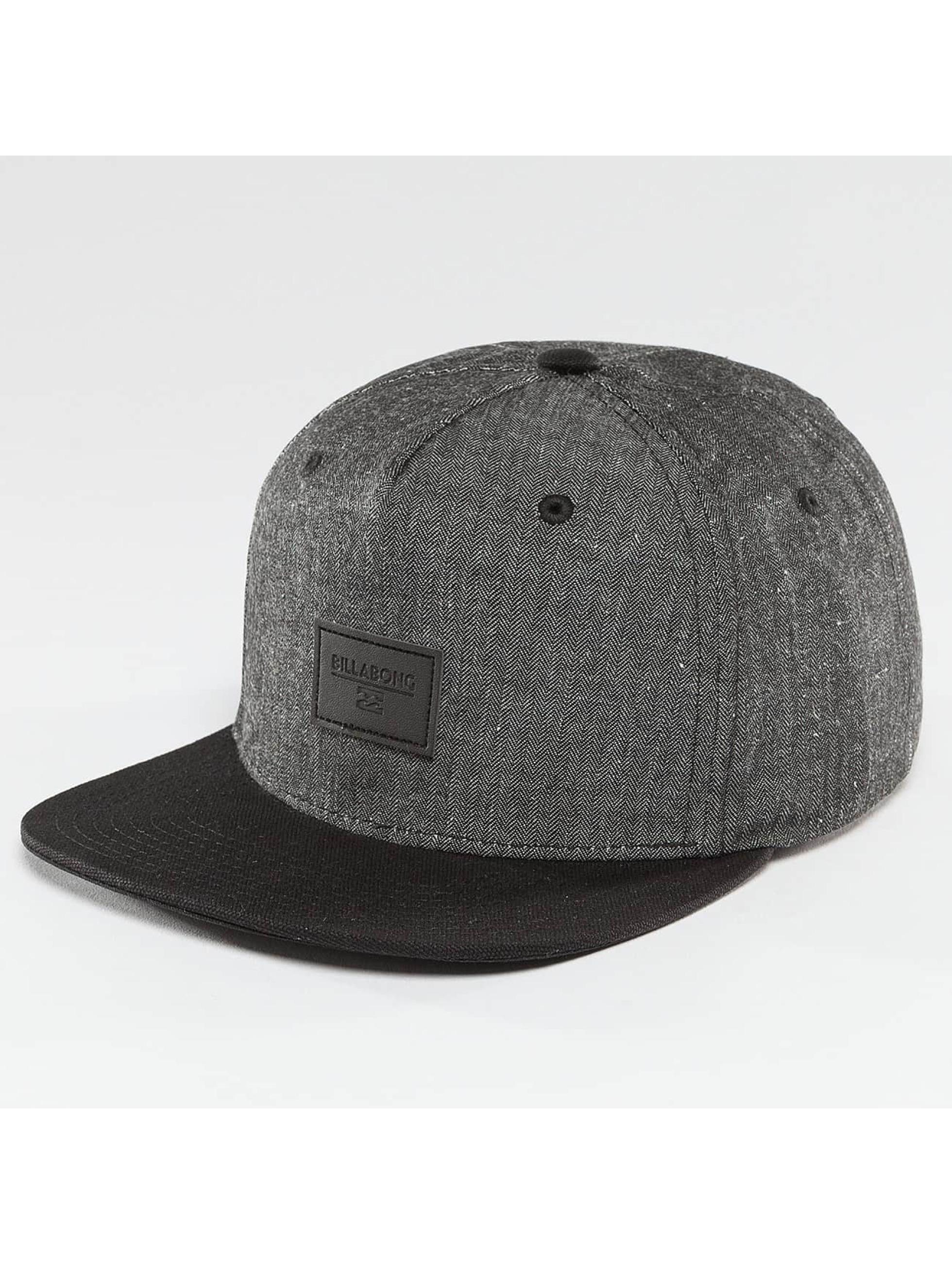 Billabong Snapback Cap Oxford black