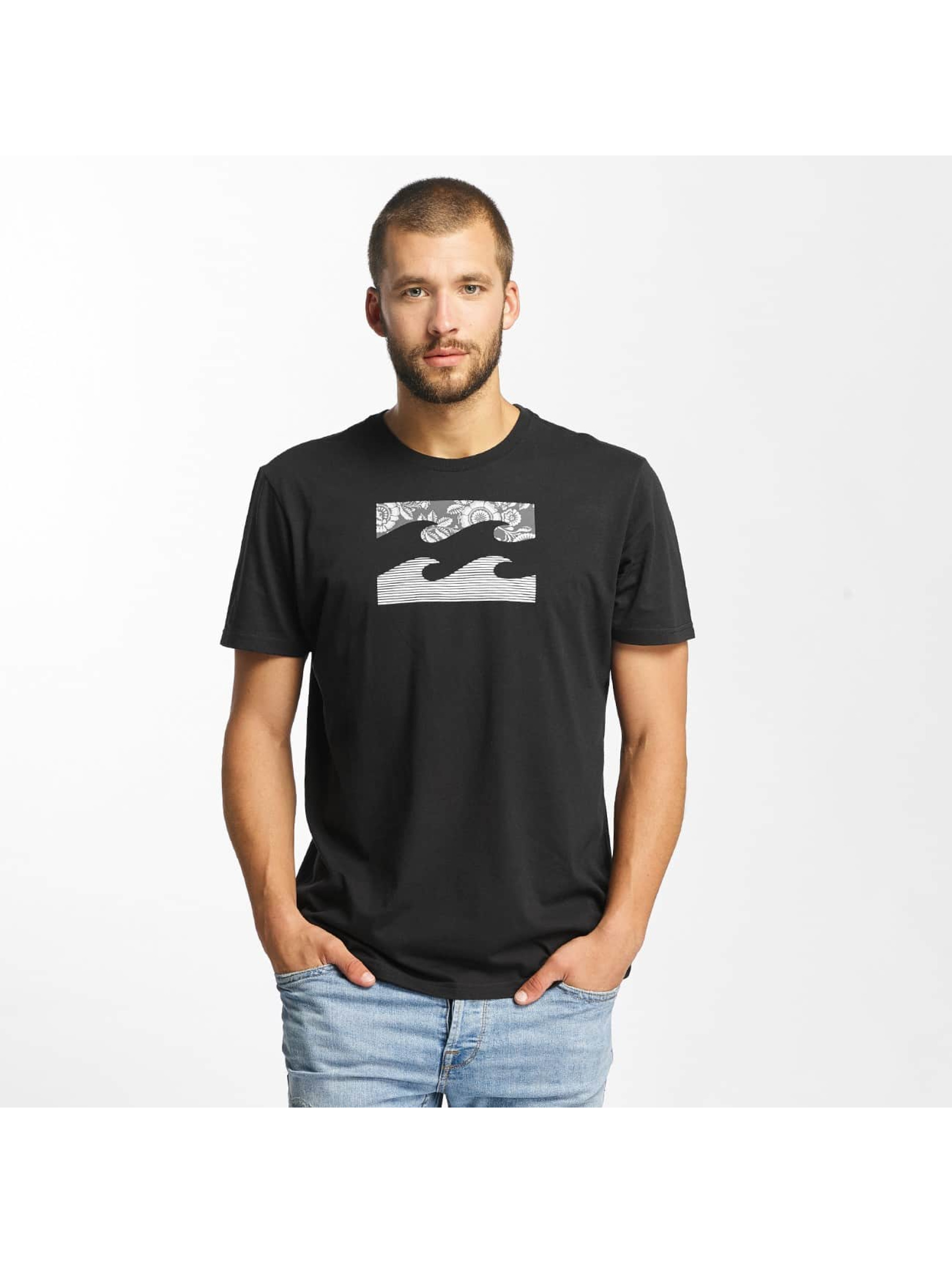 Billabong T-Shirt Team Wave black
