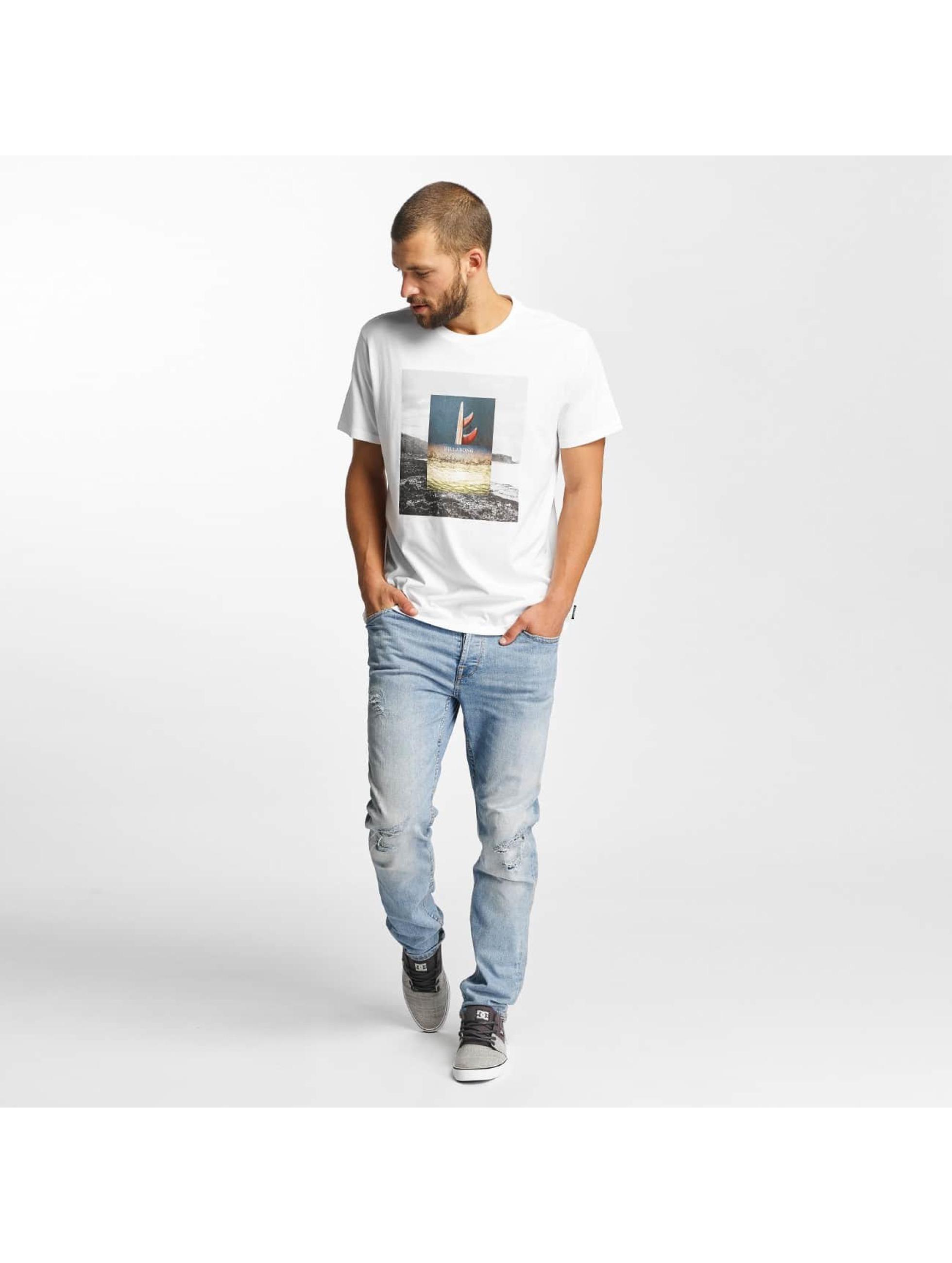 Billabong T-Shirt Frames white
