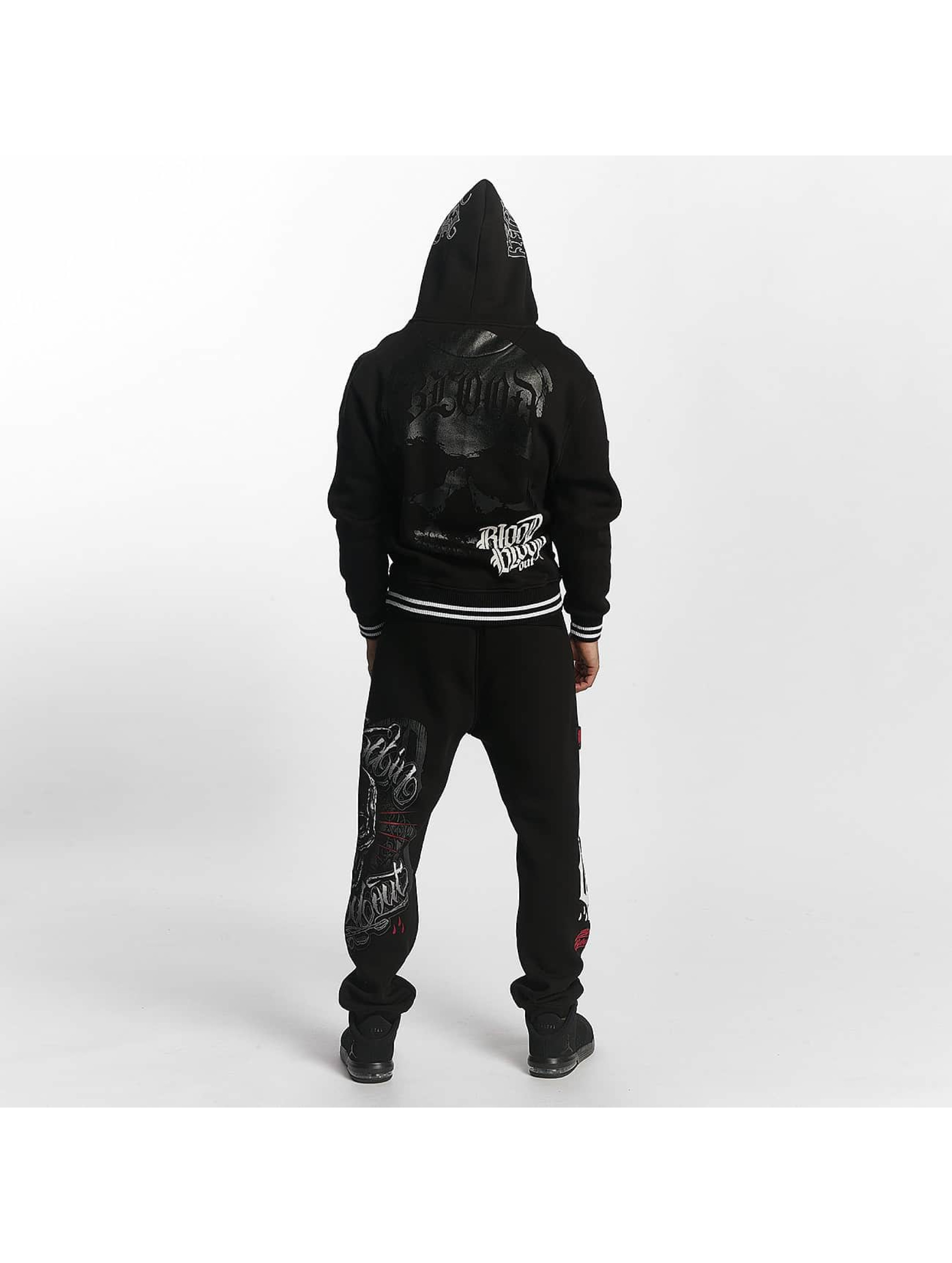 Blood In Blood Out Hoodie Cartel black