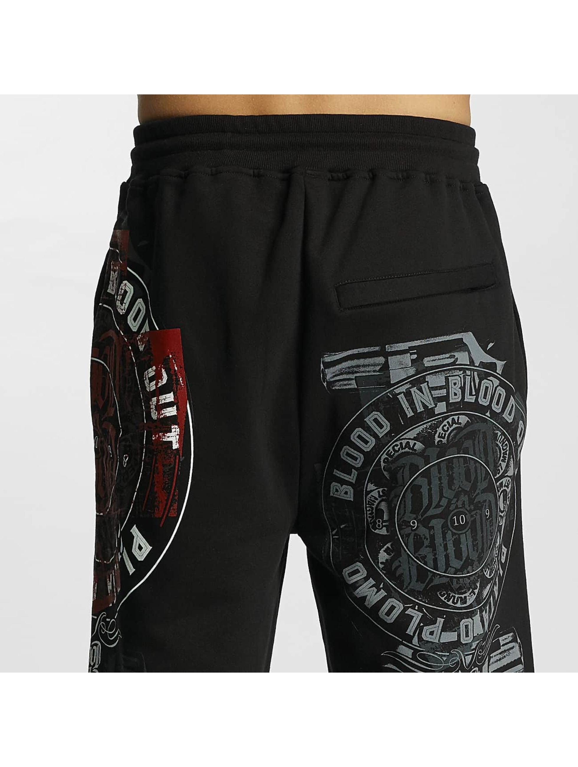 Blood In Blood Out Short Plata O Plomo black