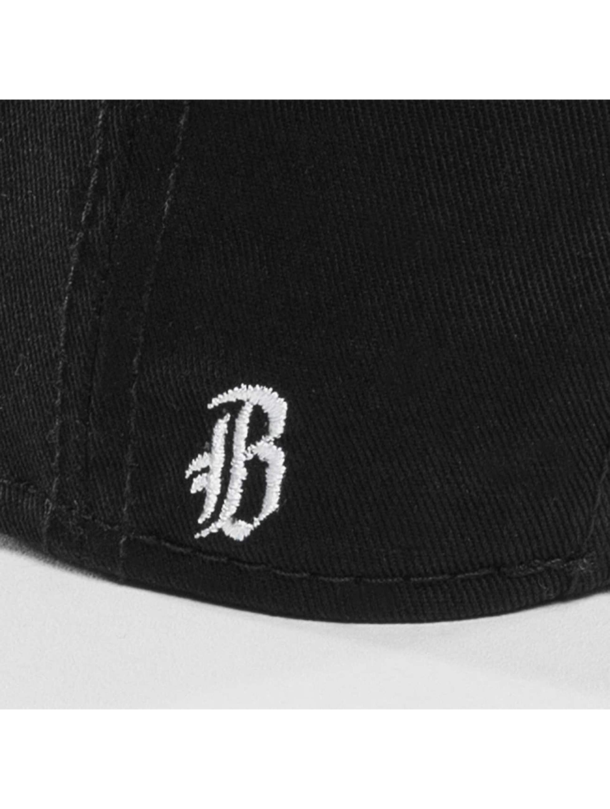 Blood In Blood Out Snapback Cap Brandlogo black