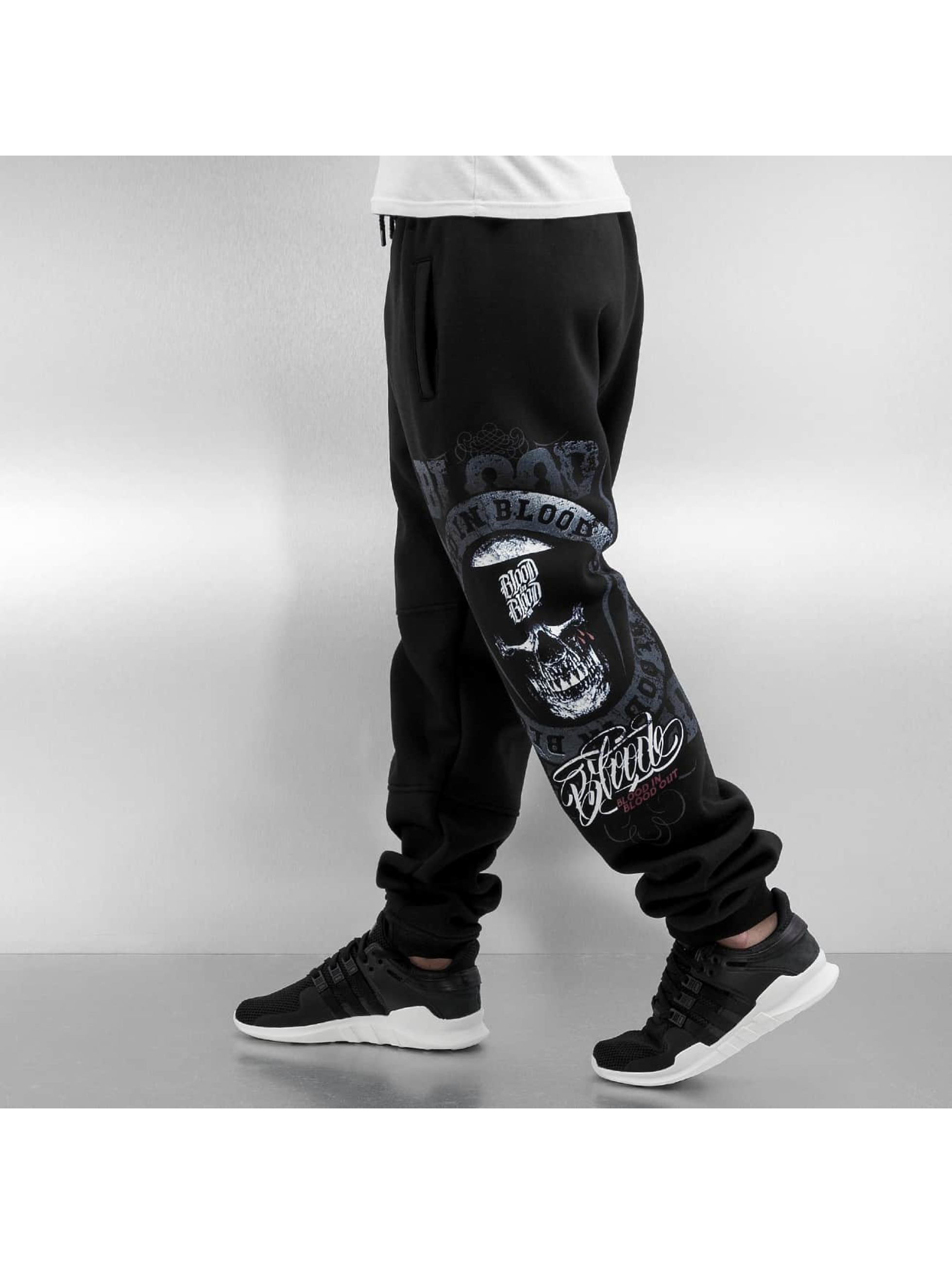 Blood In Blood Out Sweat Pant Trocadero black