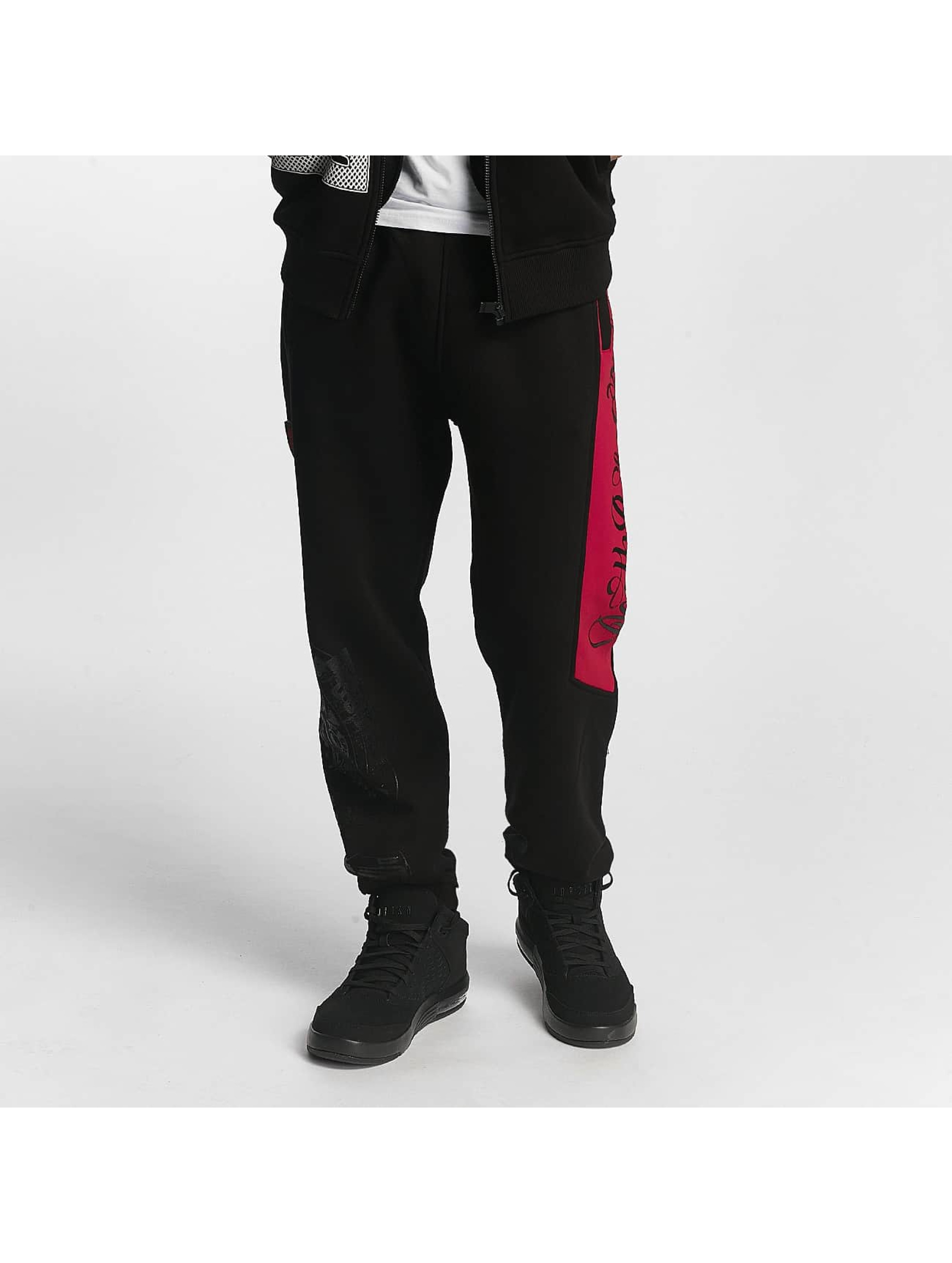 Blood In Blood Out Sweat Pant Plata O Plomo black