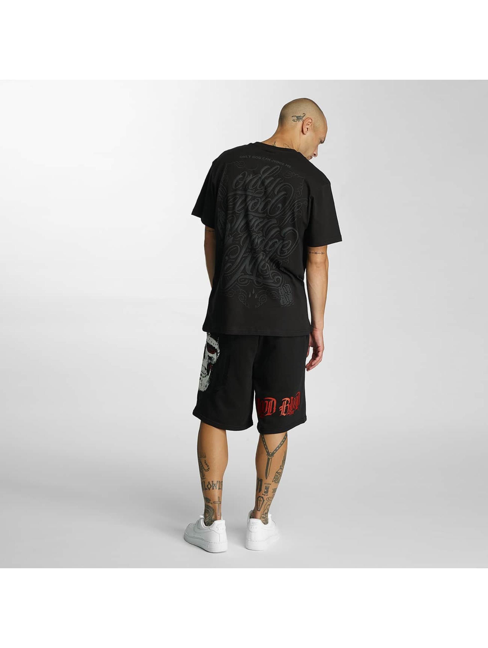 Blood In Blood Out T-Shirt God Judge black