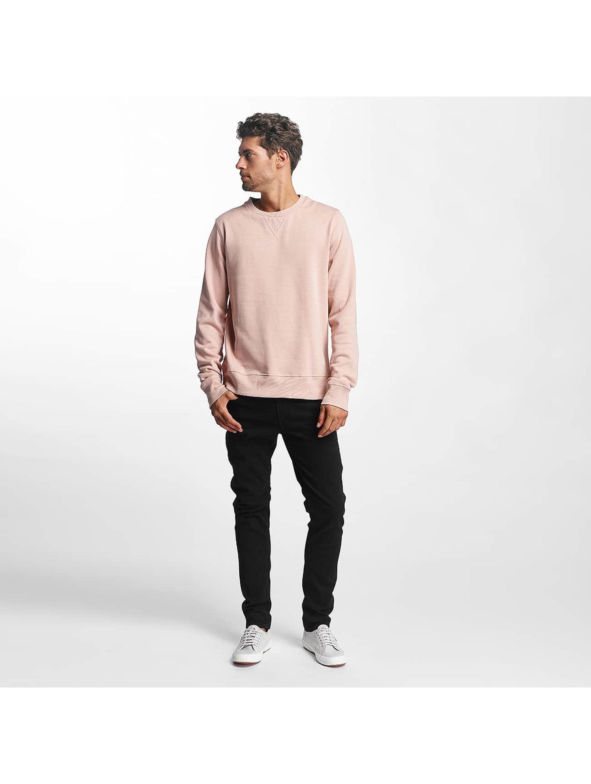 Brave Soul Pullover Basic pink