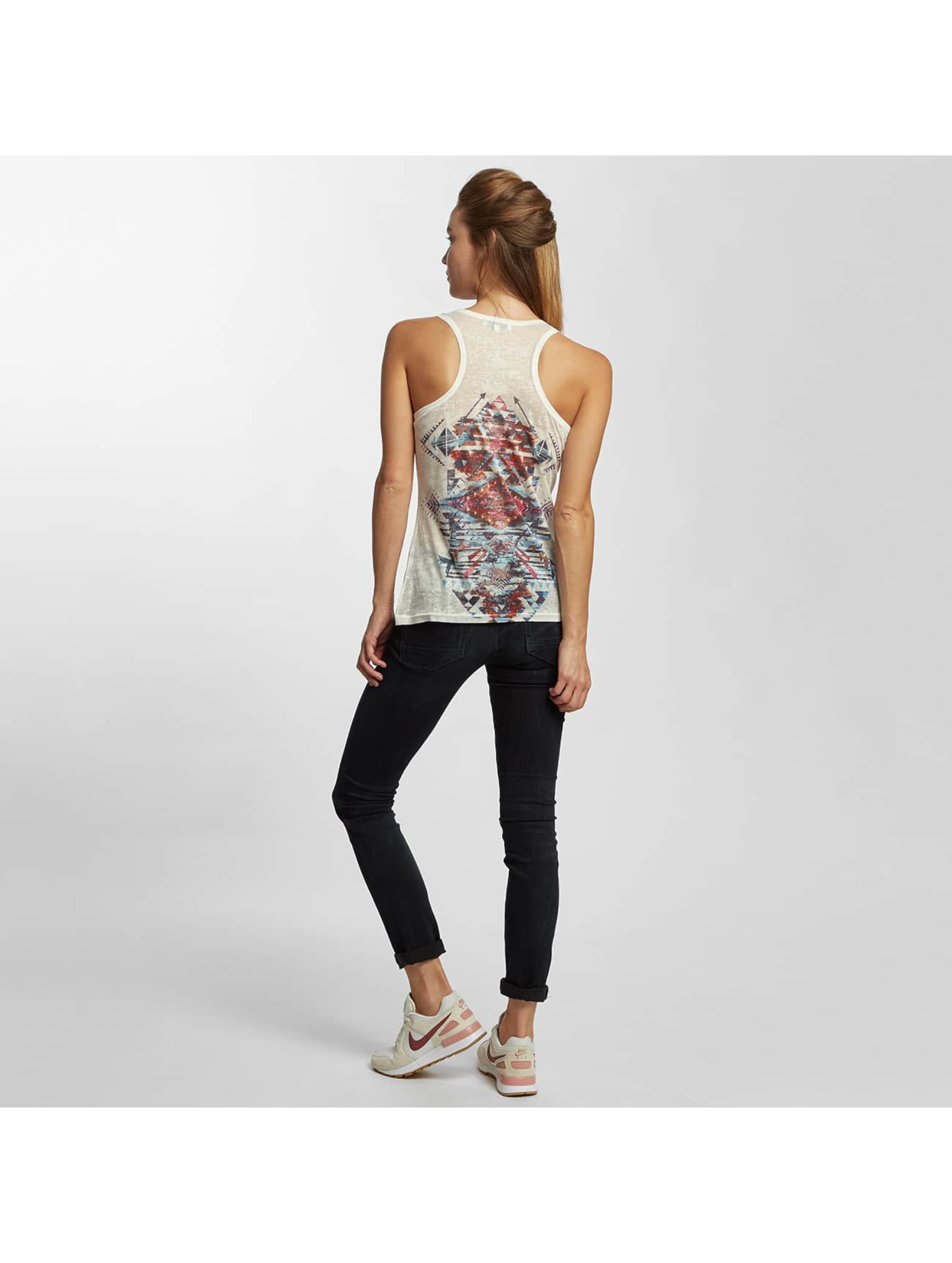 Brave Soul Tank Tops Sublimation white