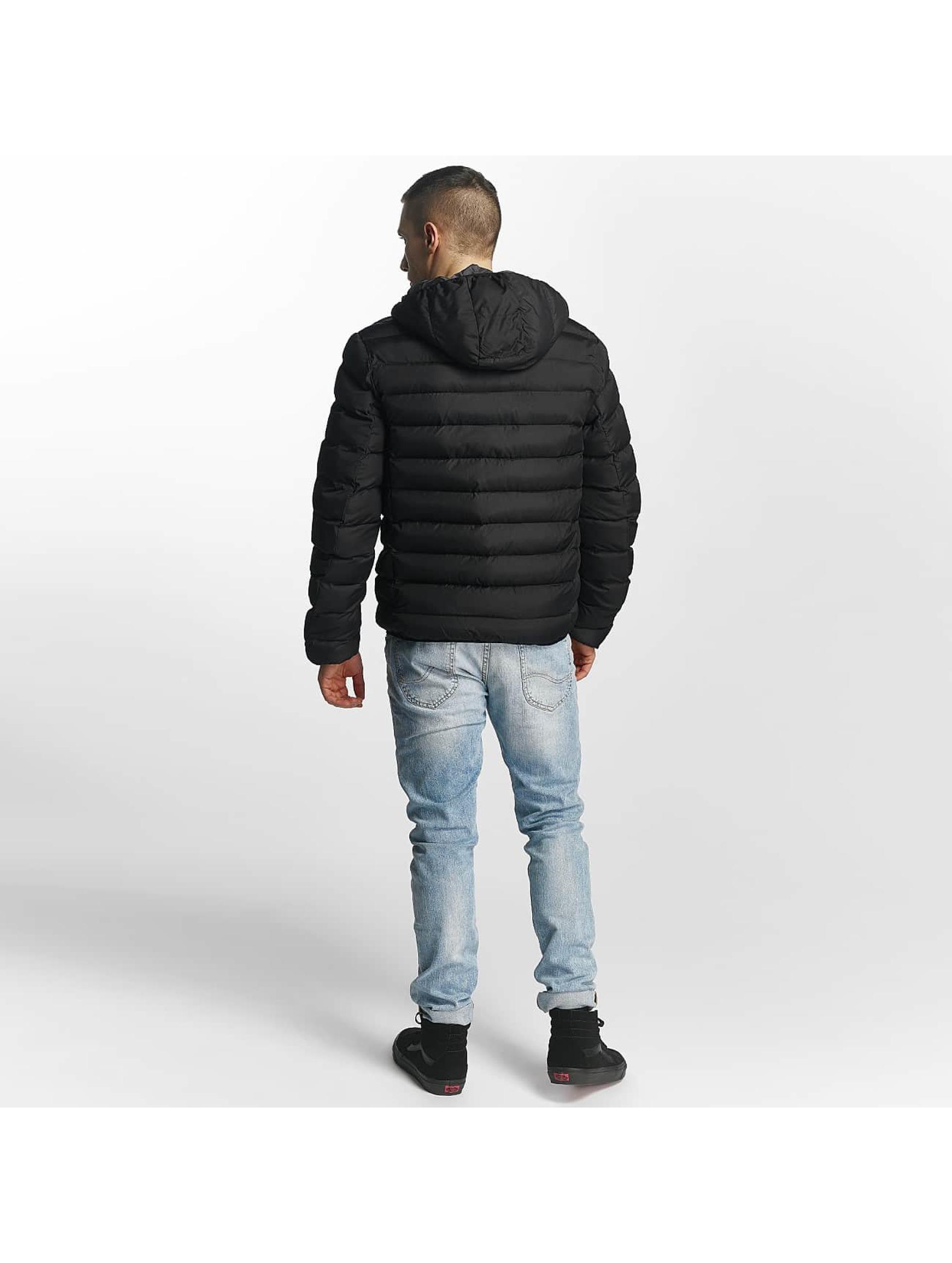 Brave Soul Winter Jacket Quilted black