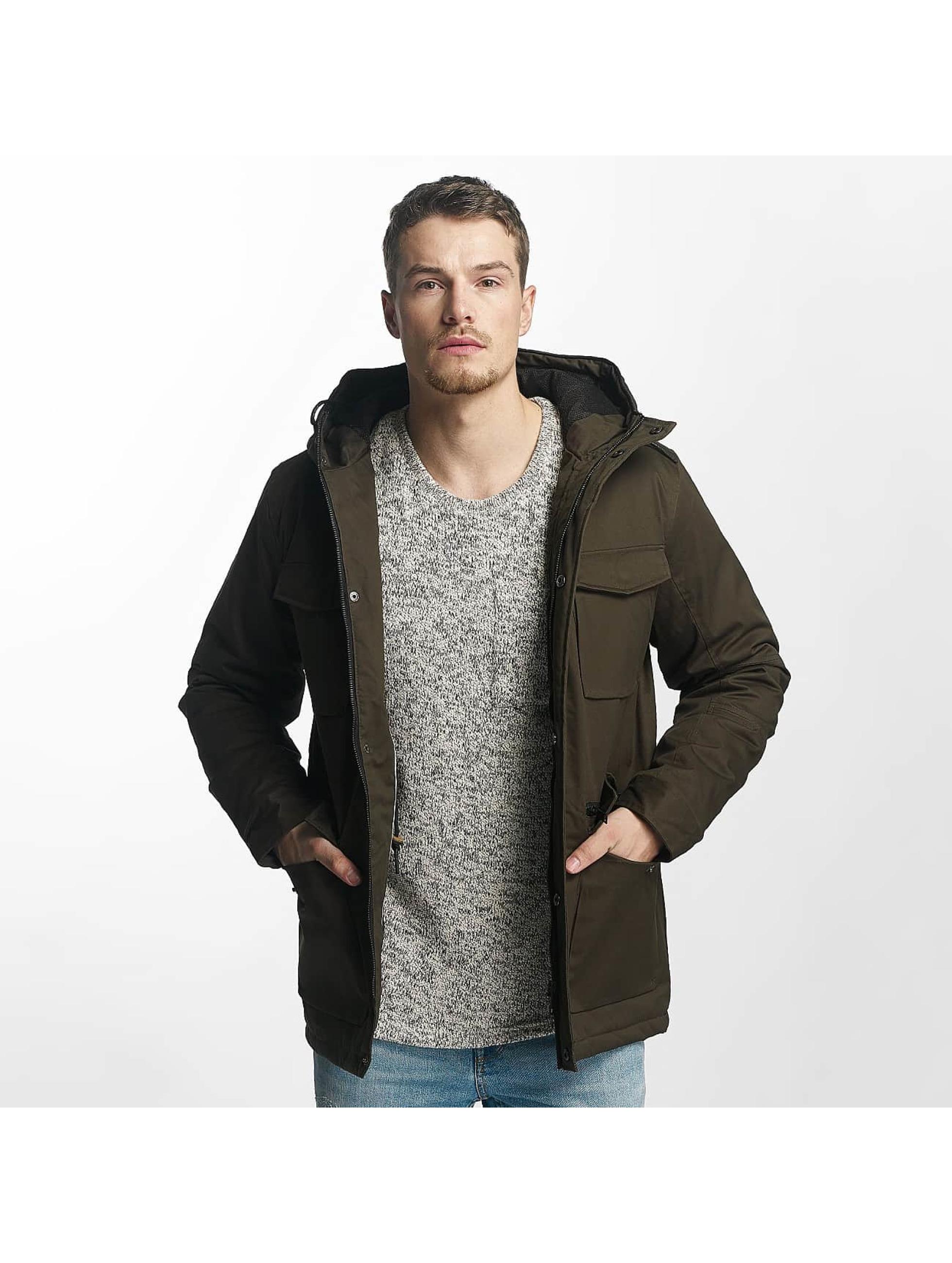 Brave Soul Winter Jacket Brave Soul Winter Jacket khaki