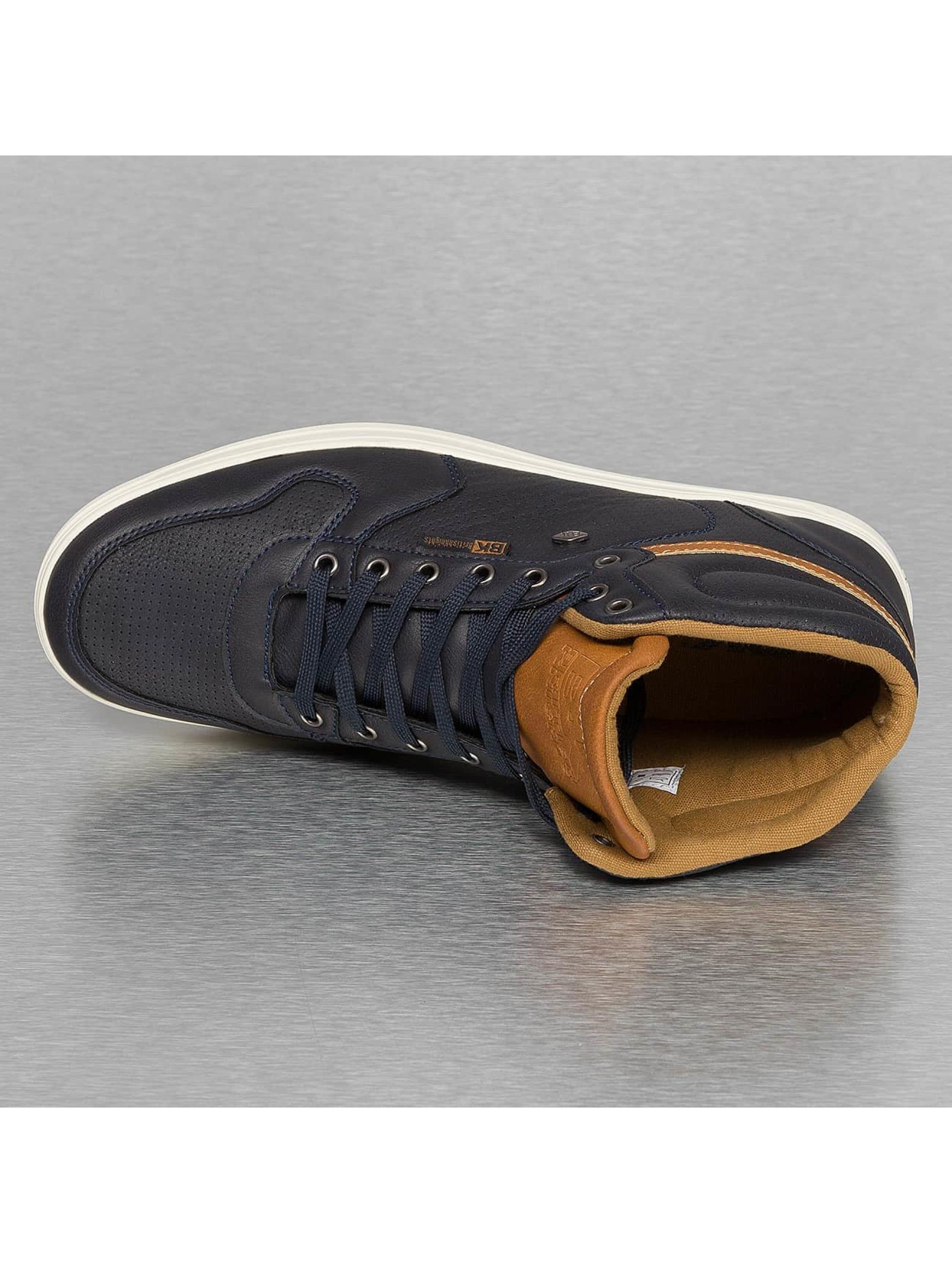 British Knights Sneakers Ranger PU blue