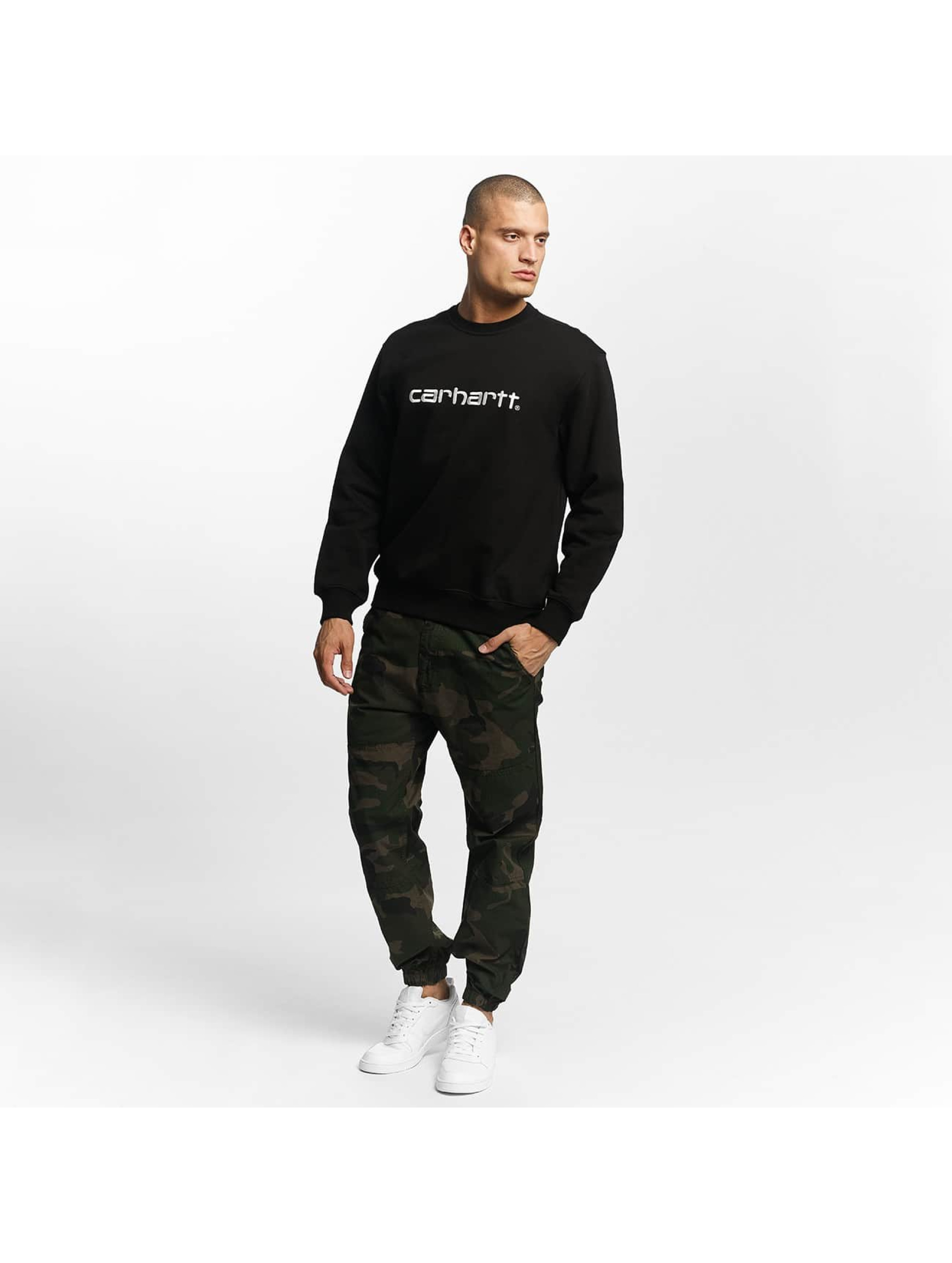 Carhartt WIP Pullover frequenzy black