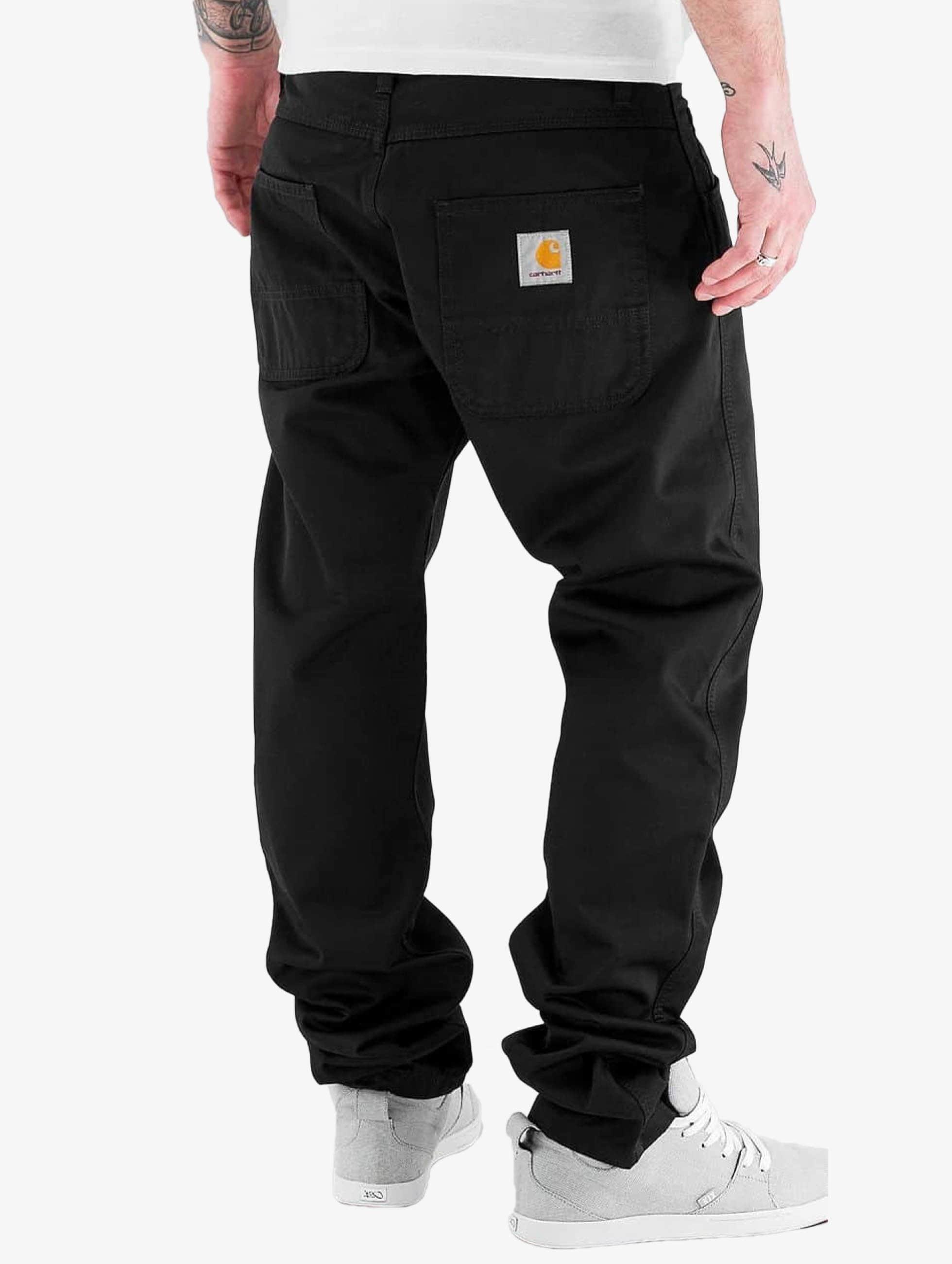 Carhartt WIP Straight Fit Jeans Cortez black