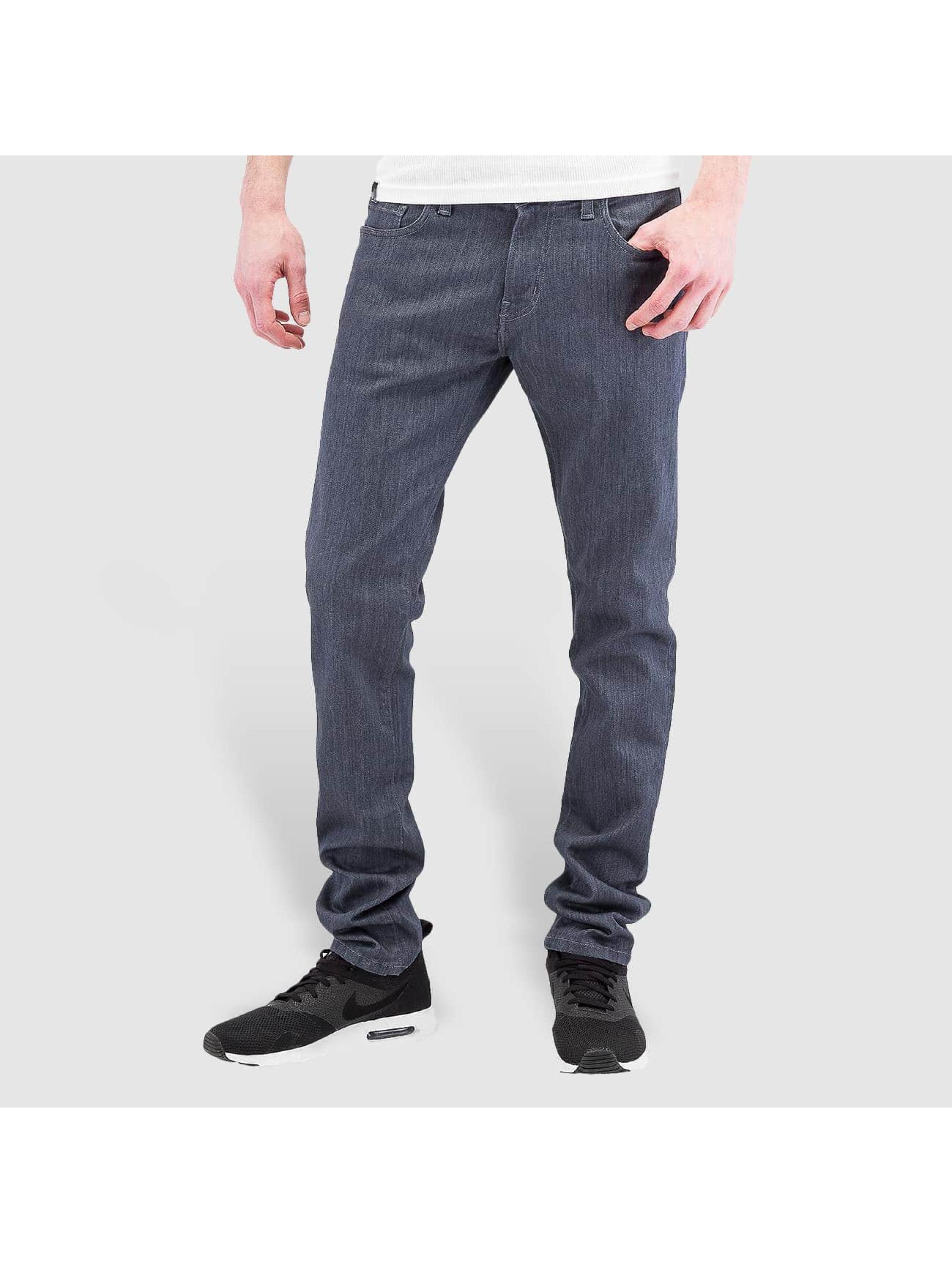 carhartt wip herren straight fit jeans greeley rebel in. Black Bedroom Furniture Sets. Home Design Ideas