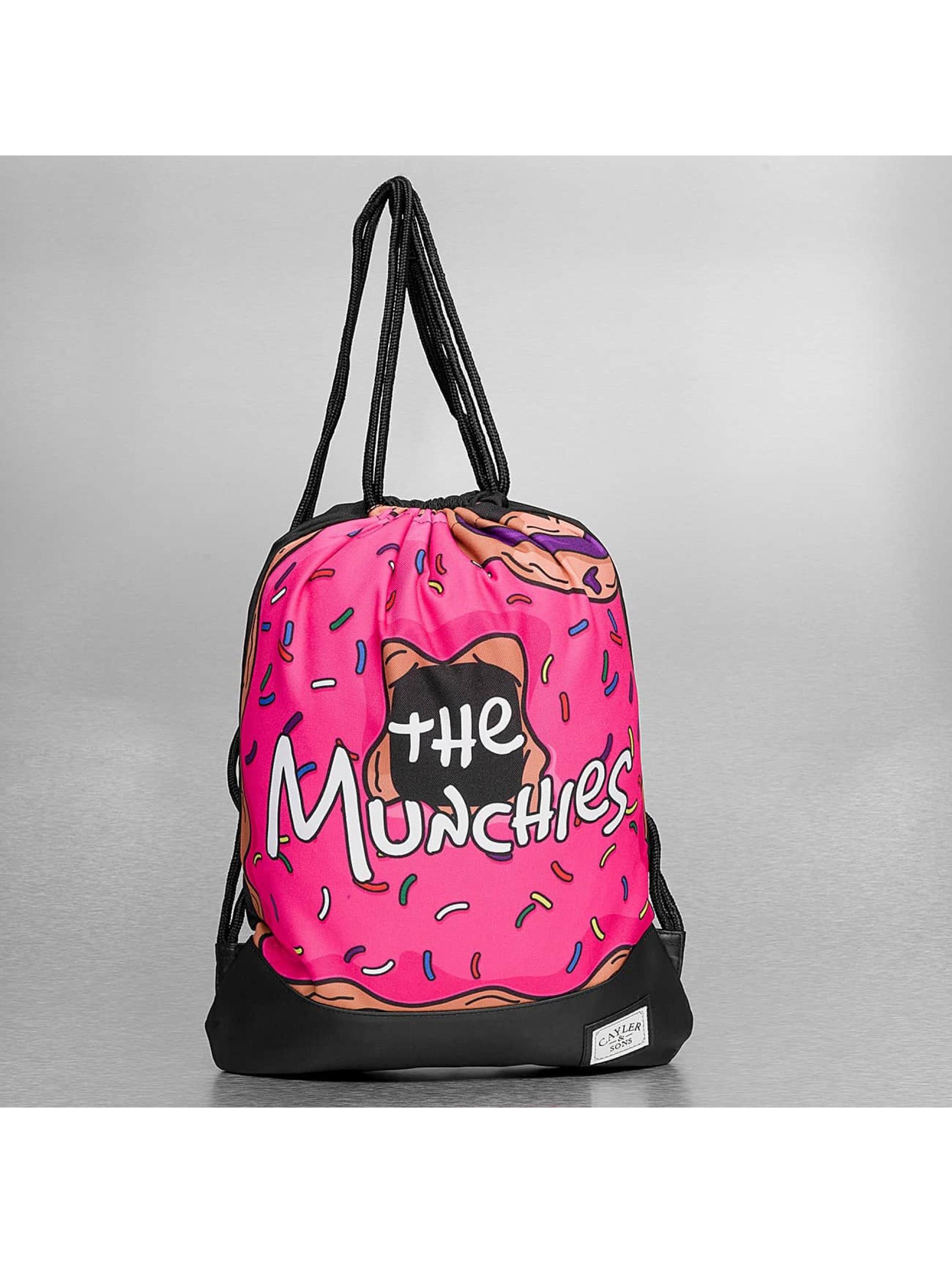 cayler sons beutel munchies in pink 212810. Black Bedroom Furniture Sets. Home Design Ideas