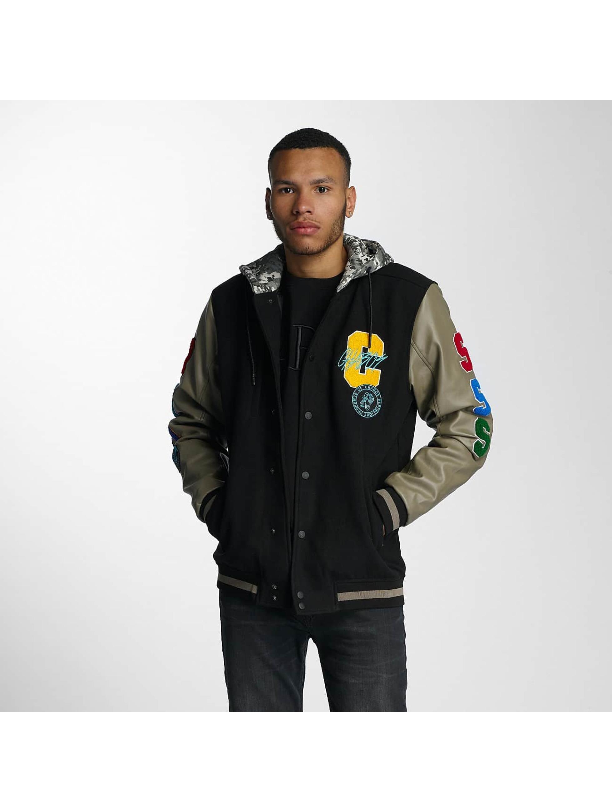 CHABOS IIVII College Jacket COLWOOJAC black